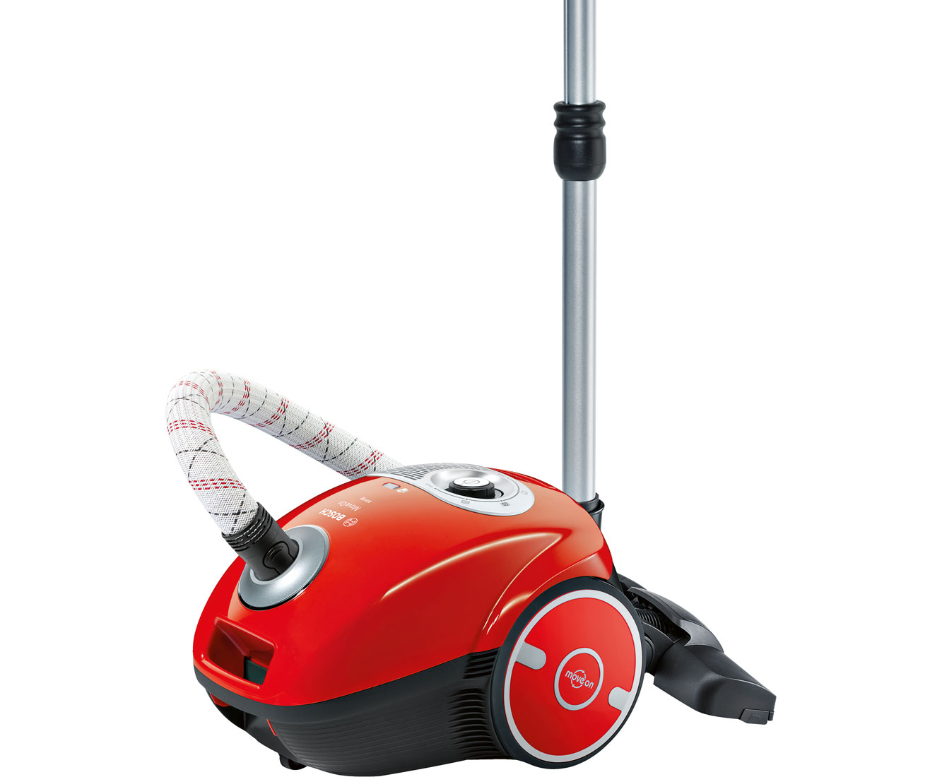 Bosch MoveOn BGL35MON13 Staubsauger - Rot | Flur & Diele > Haushaltsgeräte > Staubsauger | Rot | Bosch