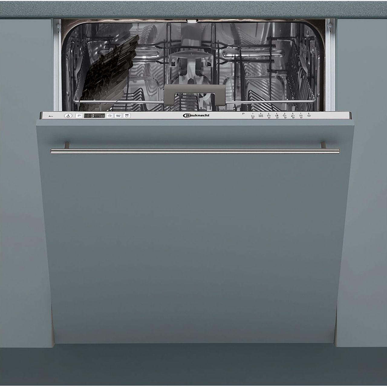 Bauknecht Bic 3c26 Vollintegrierter Geschirrspuler 60 Cm A