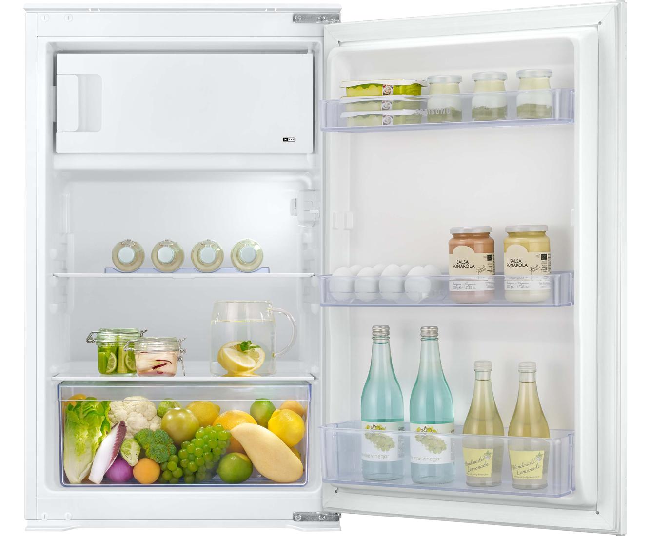 Samsung BRR12M001WW/EG Einbau-Kühlschrank mit Gefrierfach - 88er ...