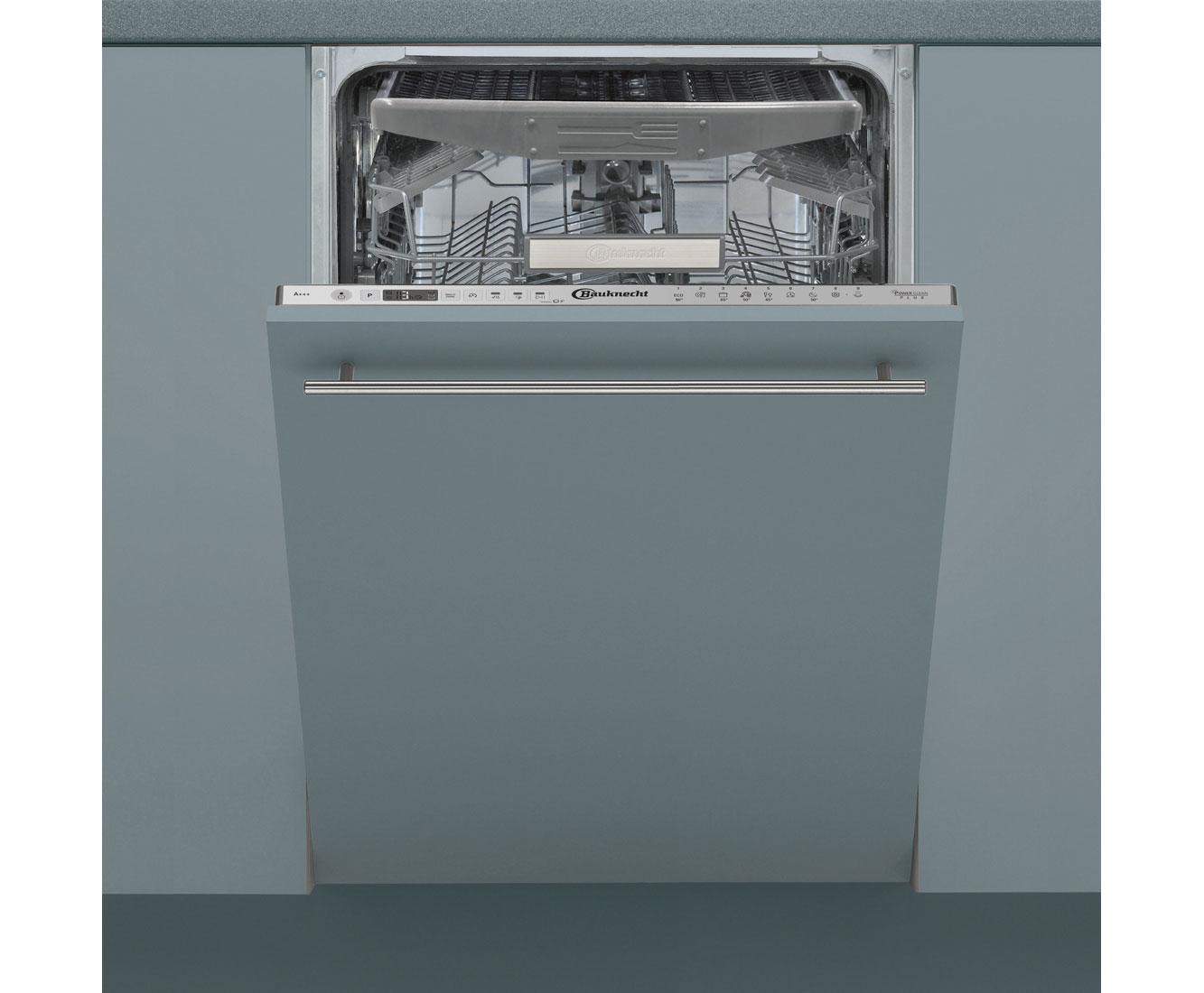 Bauknecht BSIO 3O35 PFE X Geschirrspüler 45 cm - Edelstahl | Küche und Esszimmer > Küchenelektrogeräte | Edelstahl | Bauknecht
