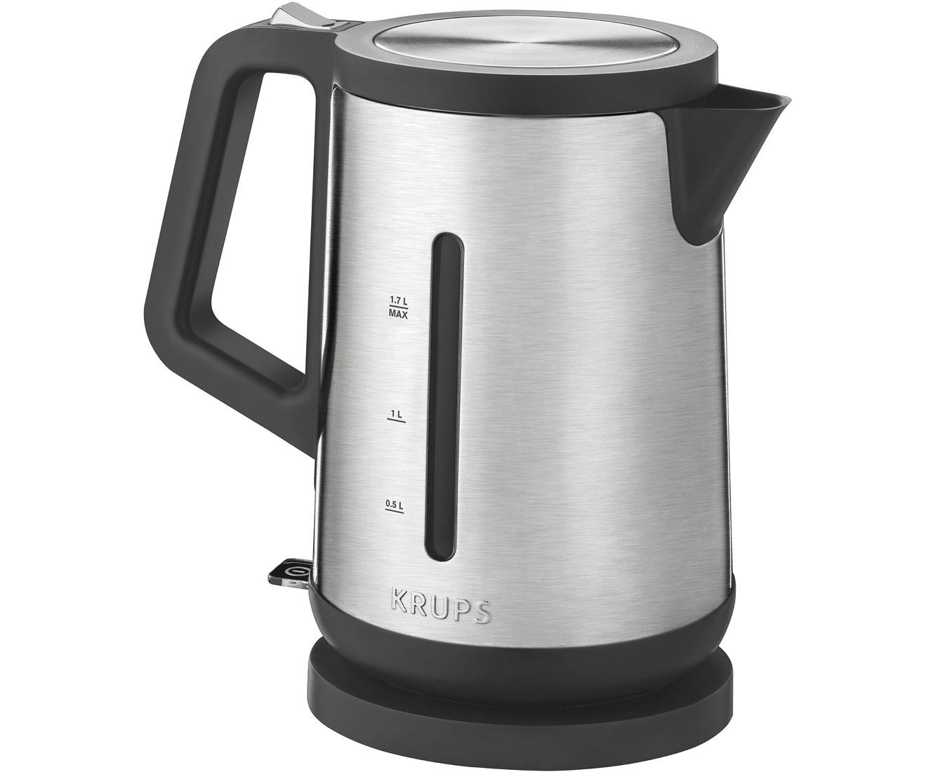 Krups BW 442 D Wasserkocher & Toaster - Schwarz   Küche und Esszimmer > Küchengeräte > Toaster   Schwarz   Krups