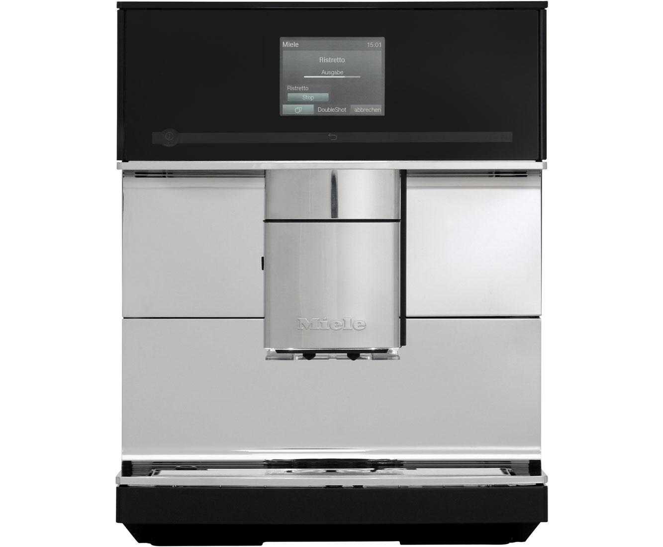 CM 7500 Kaffeemaschinen - Schwarz