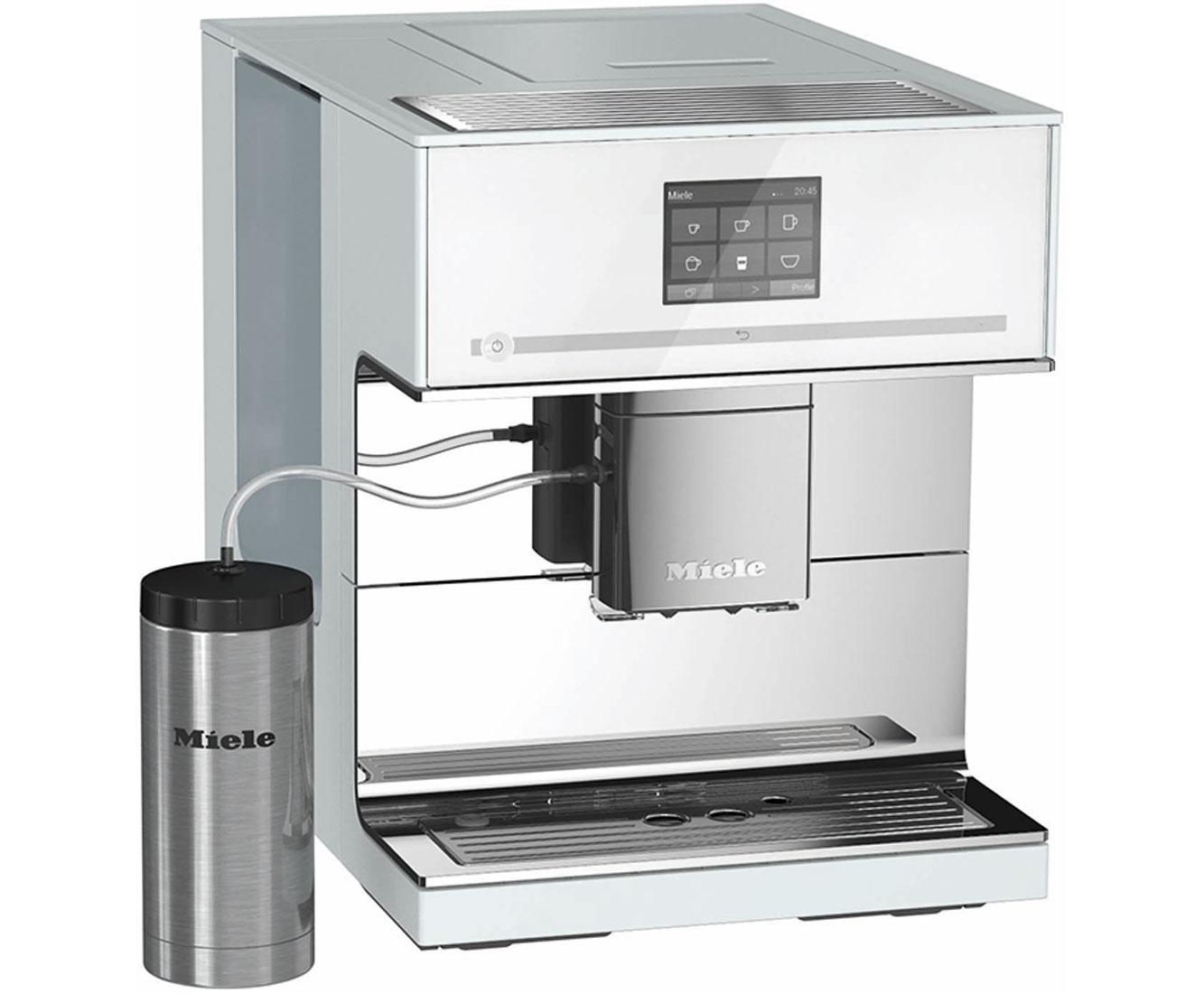 CM 7500 Kaffeemaschinen - Weiss