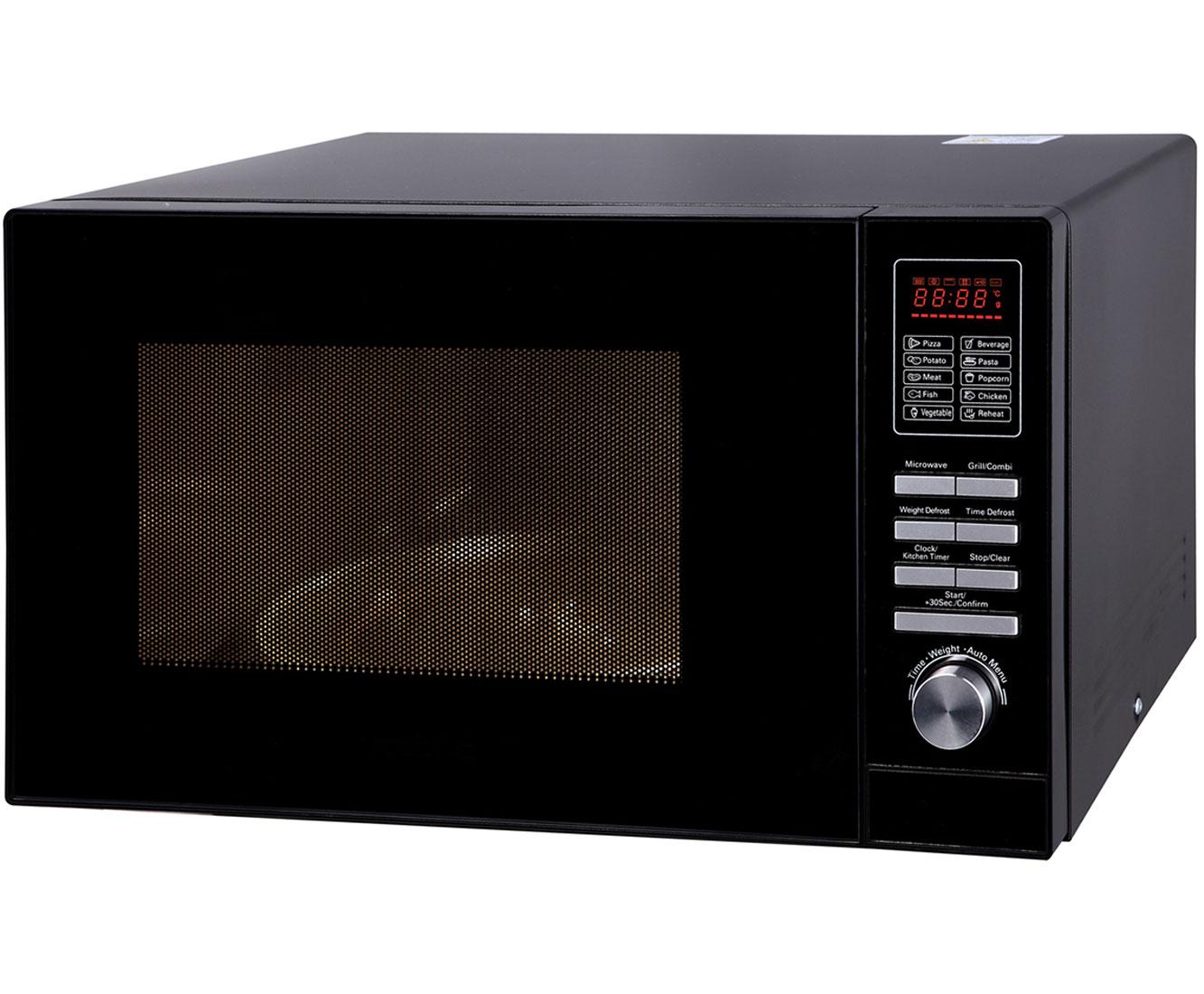 Comfee CMH 25 XB Mikrowellen - Schwarz | Küche und Esszimmer > Küchenelektrogeräte > Mikrowellen | Schwarz | Comfee
