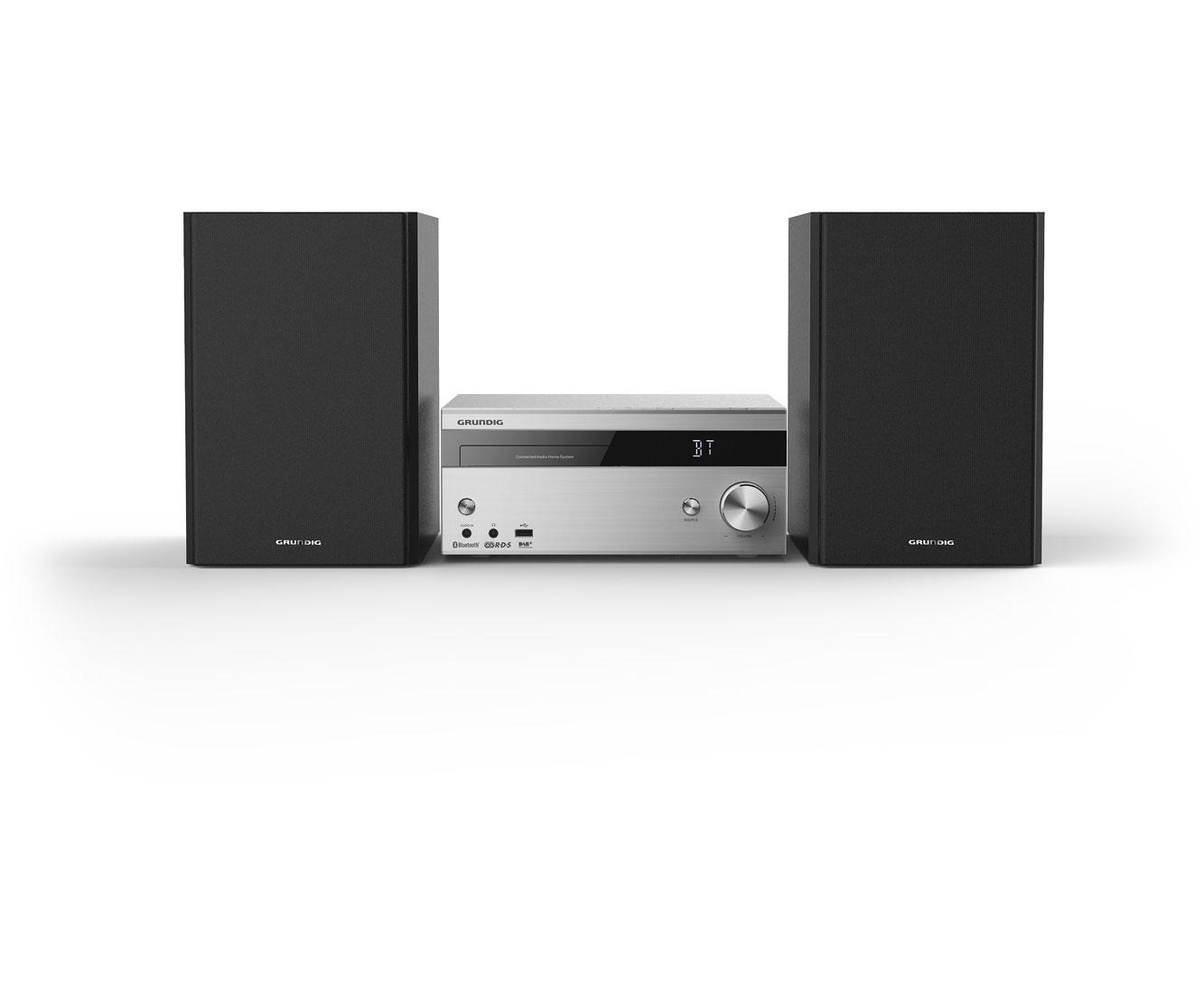 CMS 4000 BT DAB+ Audio - Edelstahl