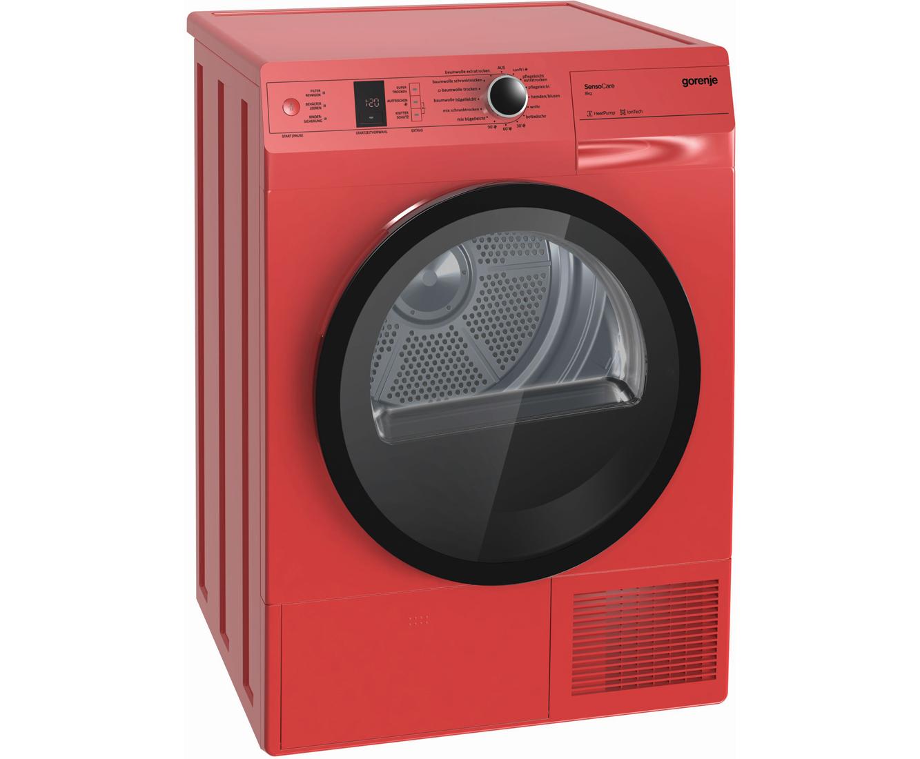 Waschmaschinen und trockner » rot wärmepumpentrockner online kaufen