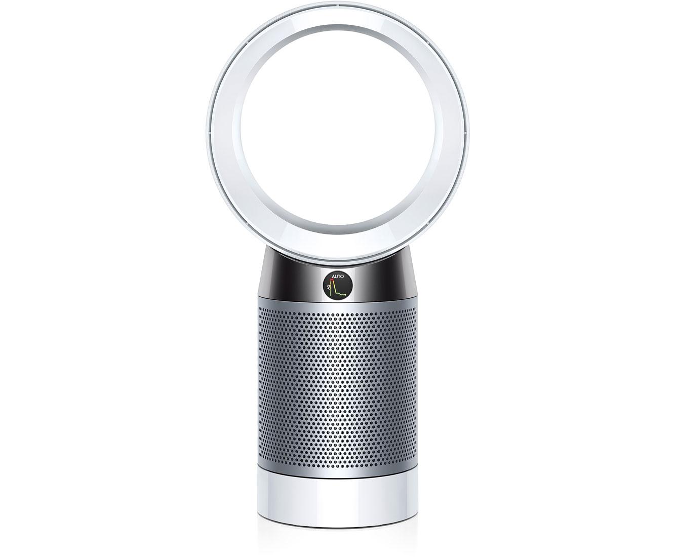Dyson Pure Cool™ DP04 2-in-1 Luftreiniger und Ventilator mit  Aktiv-Kohlefilter und Dyson Link App - Weiß / Silber