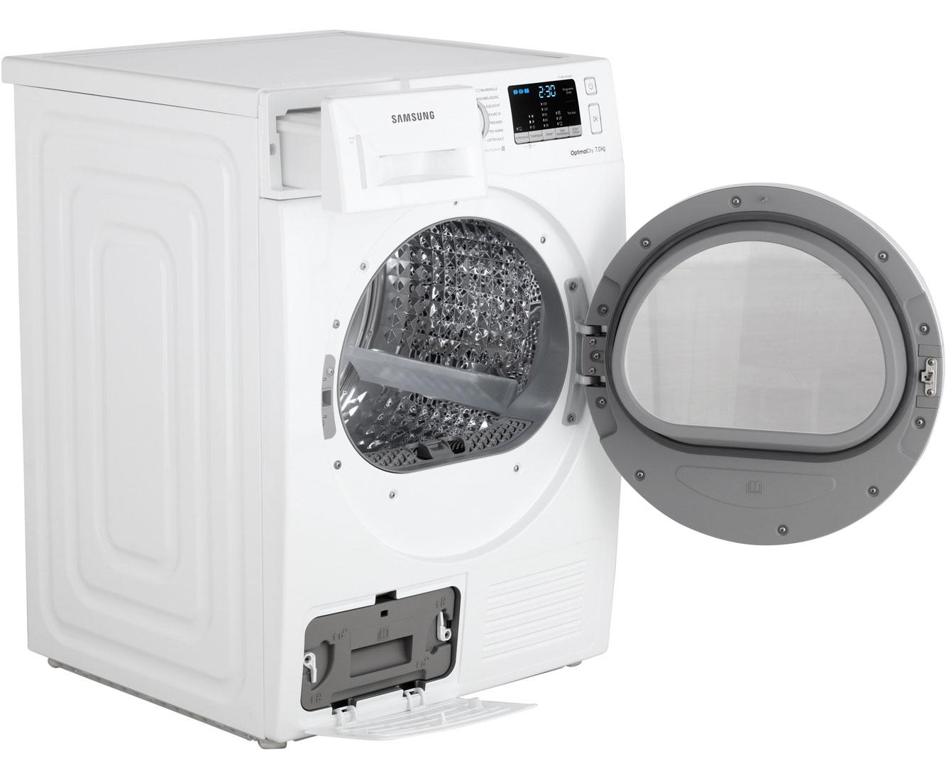 Samsung dv m kw eg wärmepumpentrockner kg weiß a
