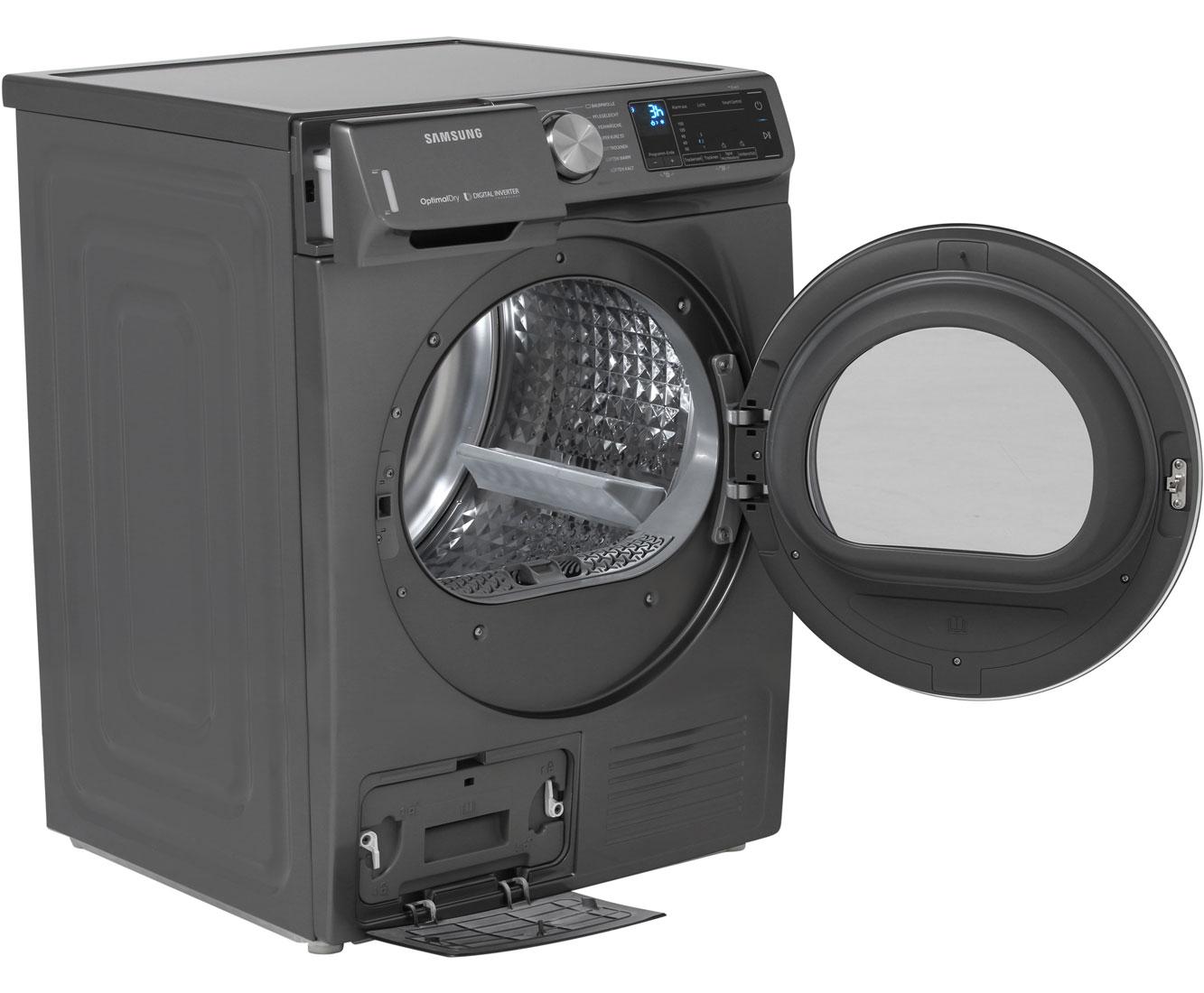 Haushaltsgerte Samsung DV8AN62532X/EG Wrmepumpentrockner ...