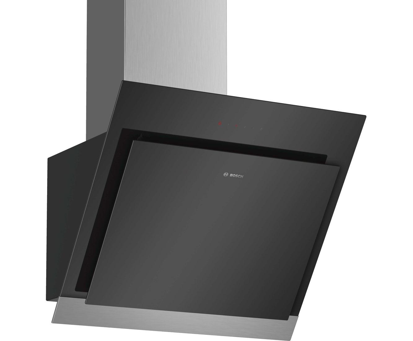 Bosch dwk hm serie dunstabzugshaube eingebaut cm schwarz