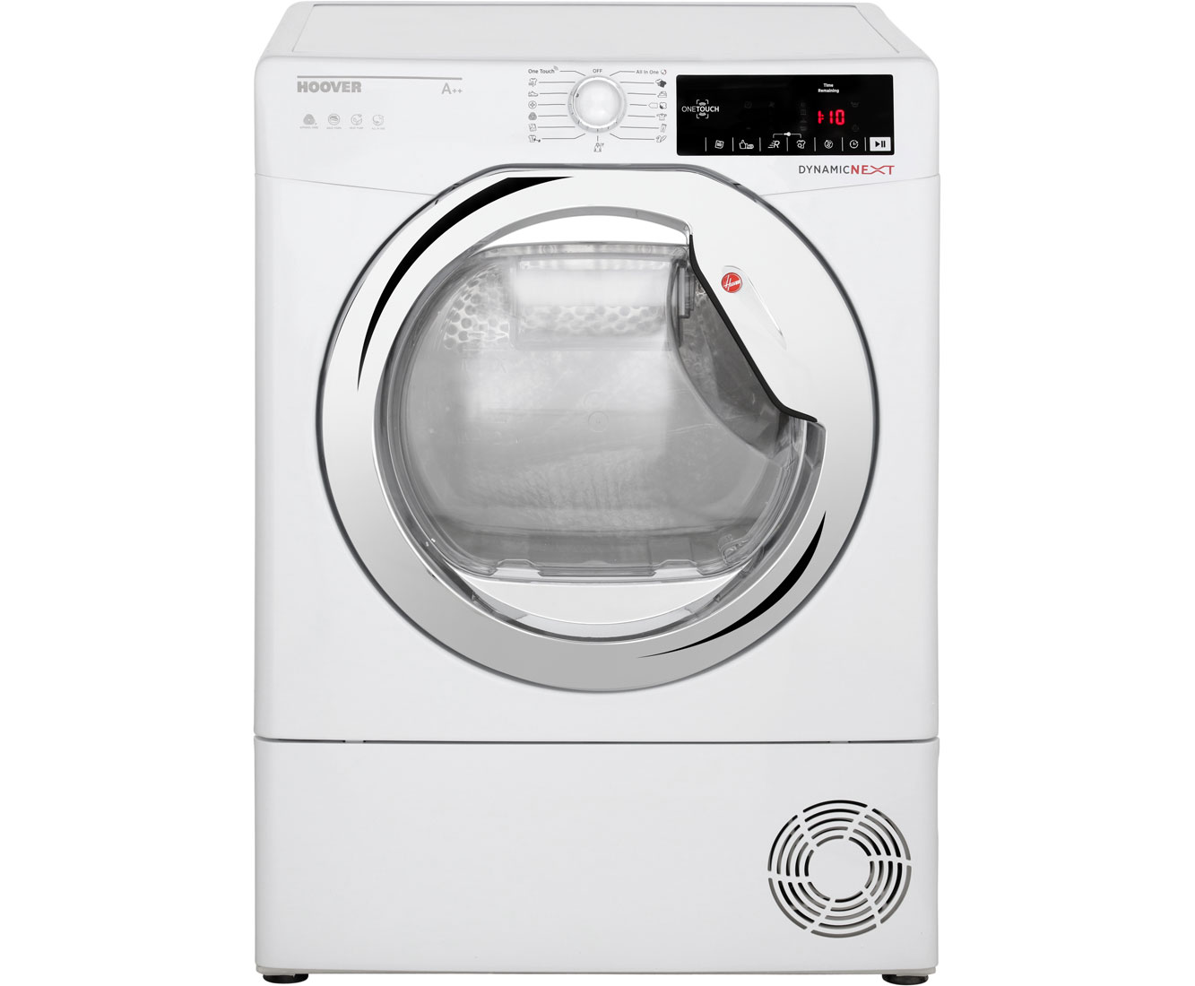 Hoover DX H9A2TCEX-S Wärmepumpentrockner - Weiß | Bad > Waschmaschinen und Trockner > Wärmepumpentrockner | Weiß | Hoover