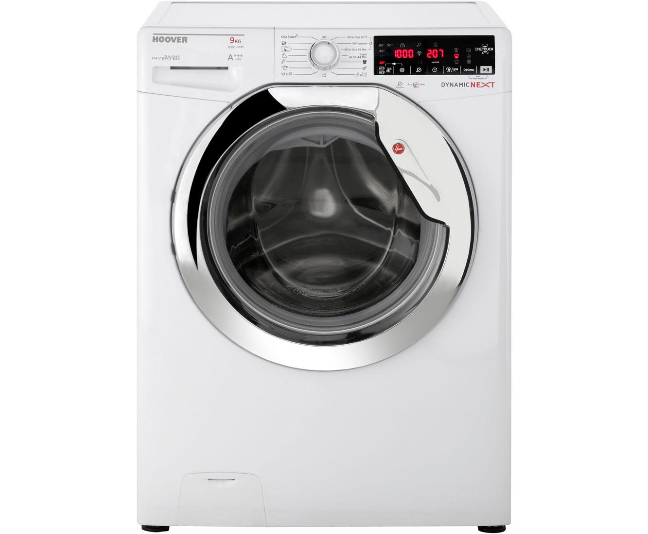 Hoover dxoa ahc s waschmaschine kg u min a