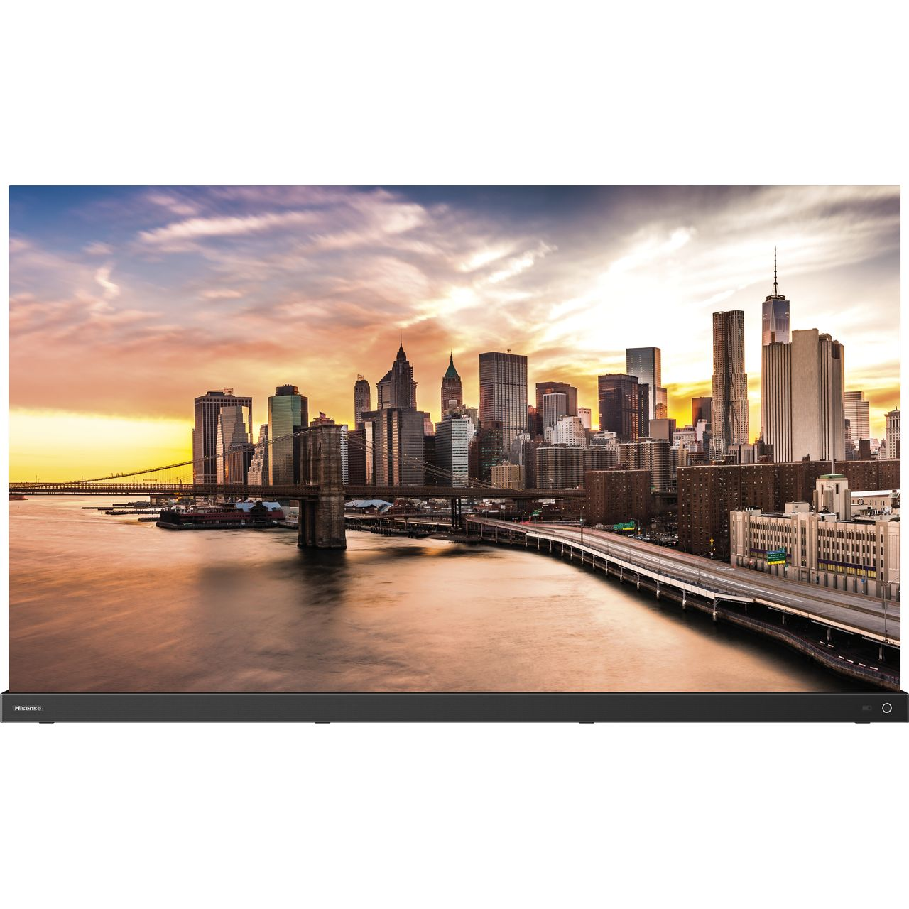 Hisense 65A9G Fernseher - Schwarz
