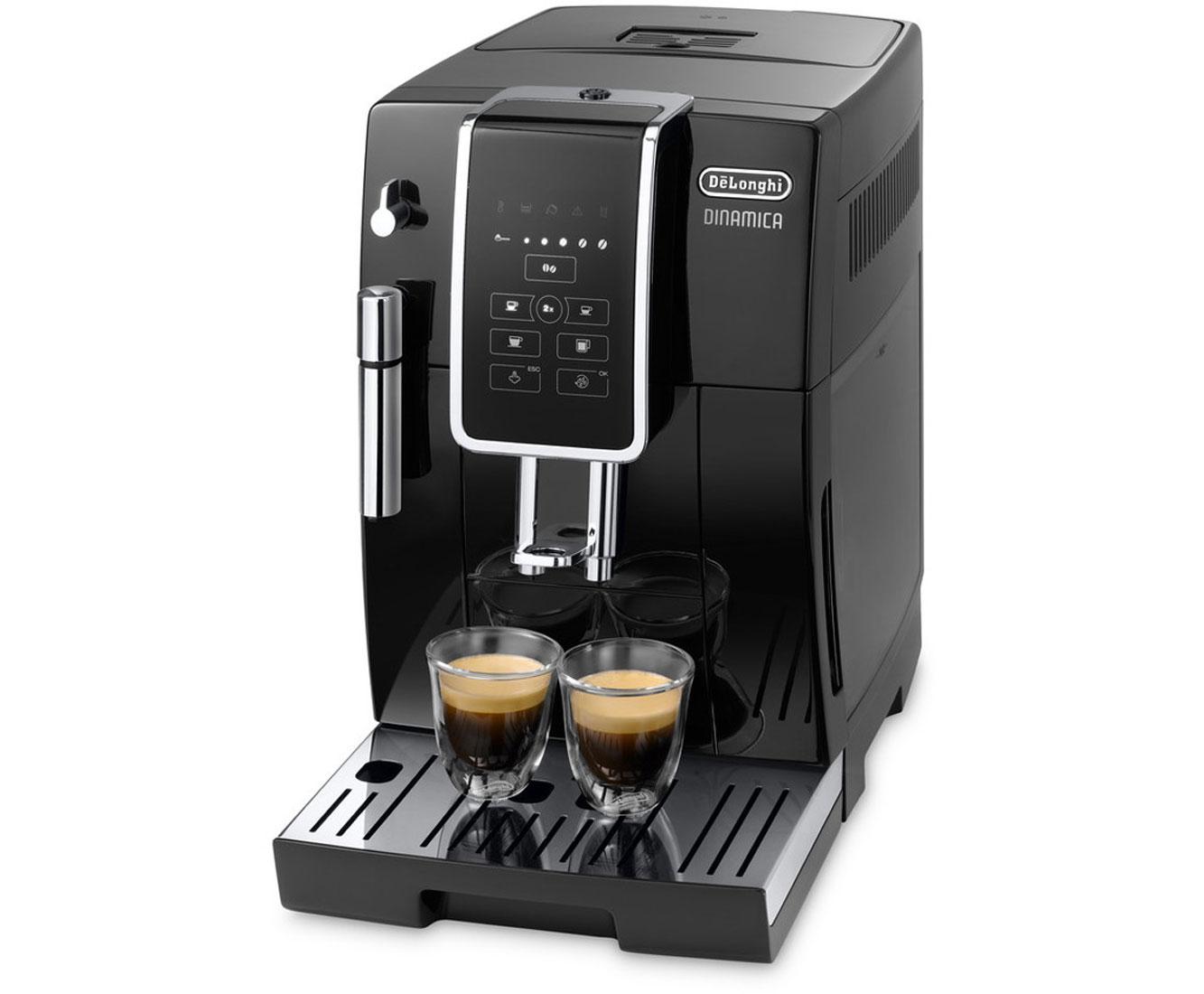 Dinamica ECAM 350.15.B Kaffeemaschinen - Schwarz
