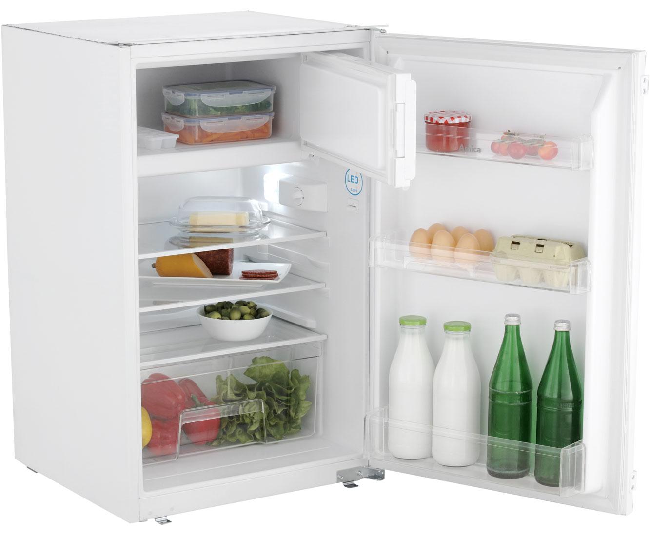 Amica Kühlschrank A : Amica eks 16161 kühlschrank eingebaut 54cm weiß neu ebay
