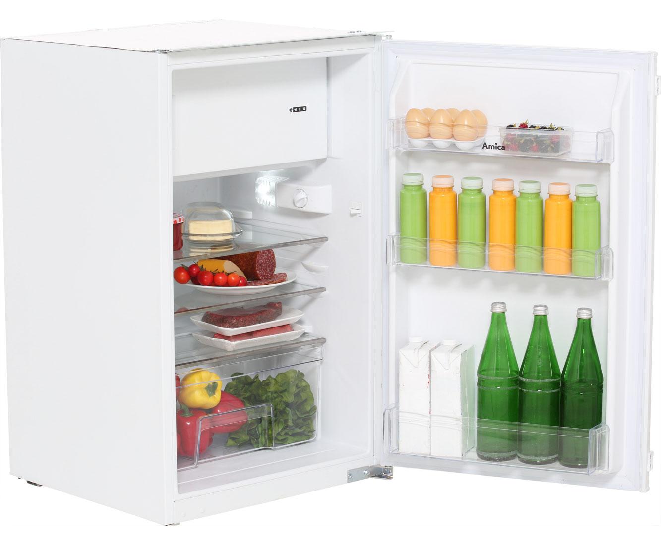 Amica Kühlschrank Firma : Amica eks einbau kühlschrank mit gefrierfach er nische