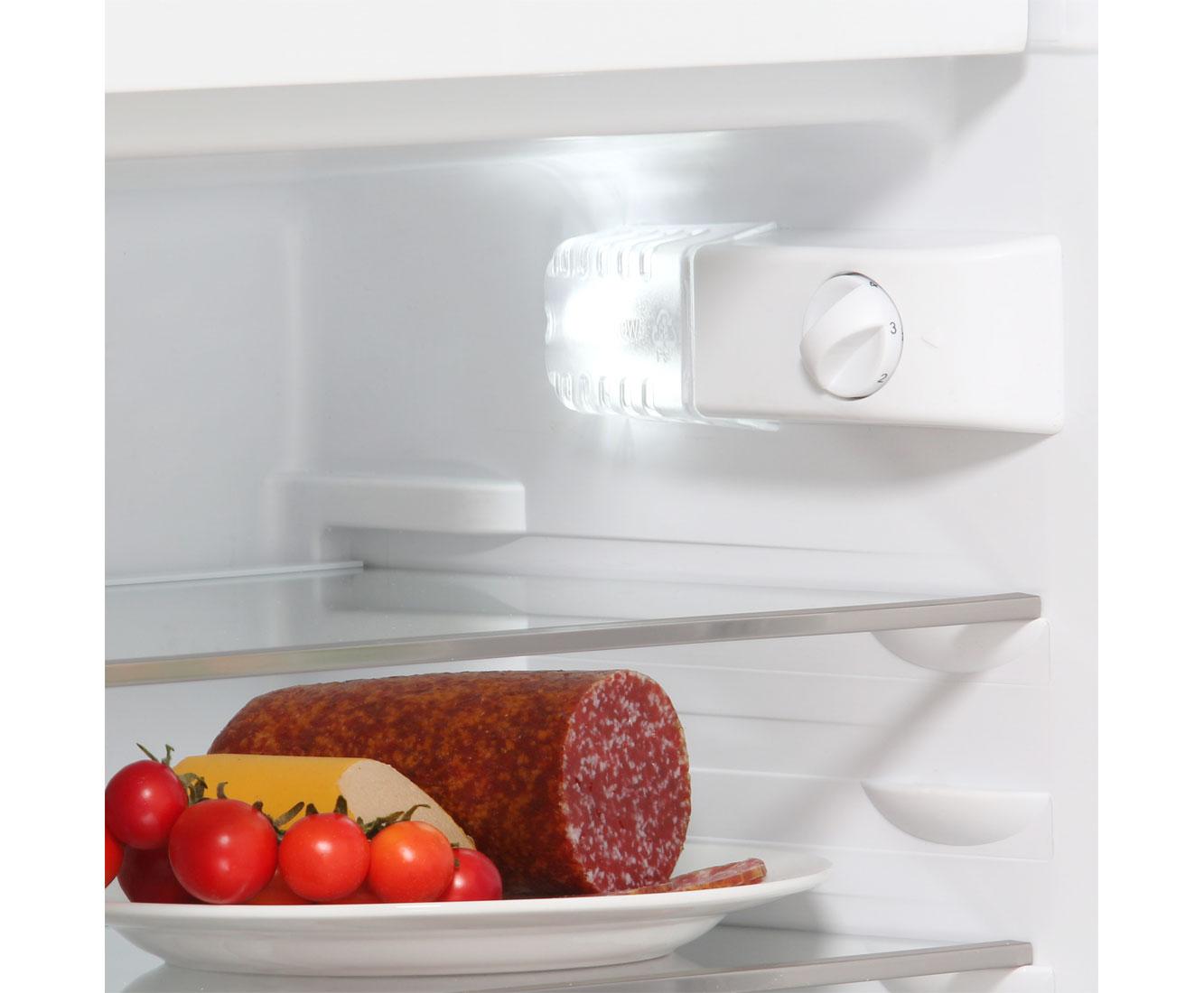 Amica Kühlschrank Preisvergleich : Amica eks einbau kühlschrank mit gefrierfach er nische