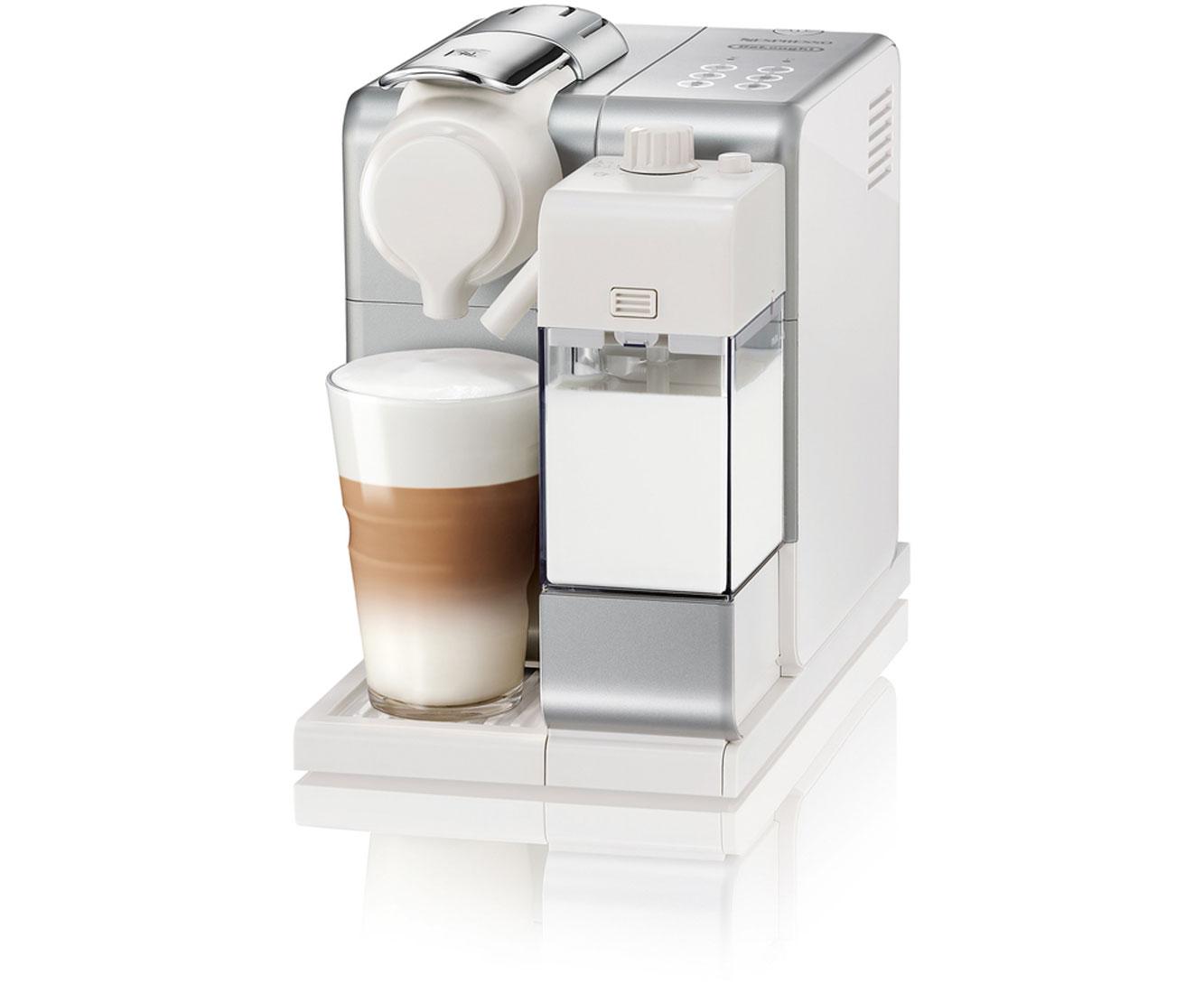 DeLonghi Nespresso Lattissima Touch EN560.S Kaffeemaschinen - Silber / Weiß | Küche und Esszimmer > Kaffee und Tee > Espressomaschinen | Silber - Weiß | DeLonghi Nespresso