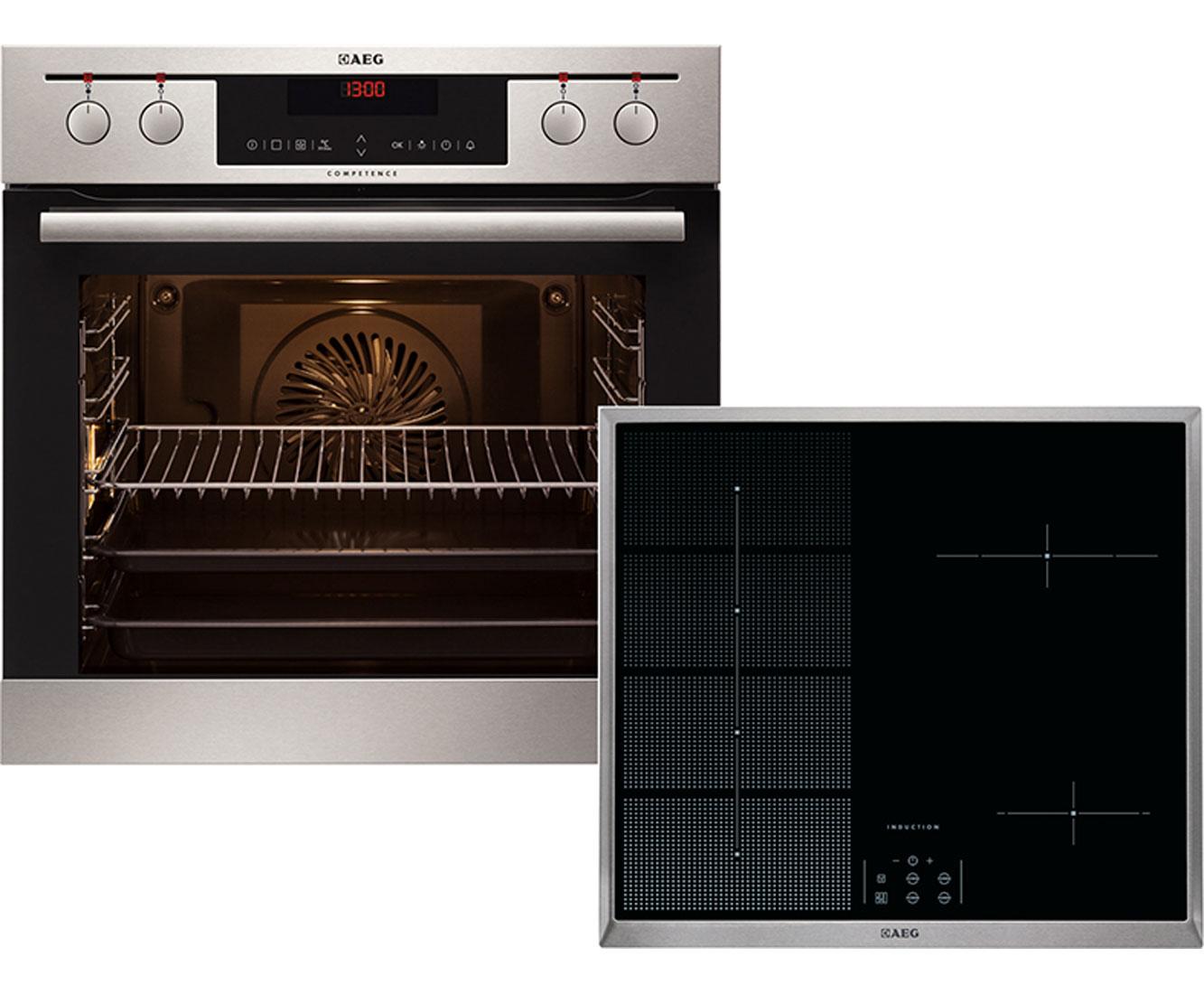 aeg competence einbauherd set eingebaut eemx371321. Black Bedroom Furniture Sets. Home Design Ideas