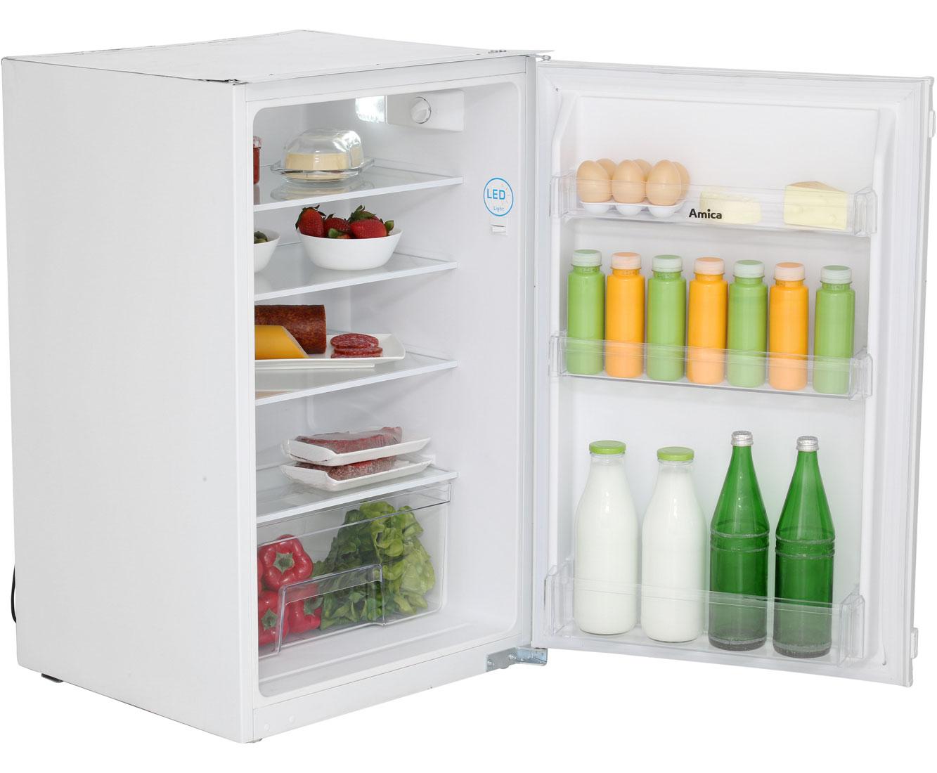 Amica Kühlschrank Firma : Amica evks kühlschrank eingebaut cm weiss neu ebay