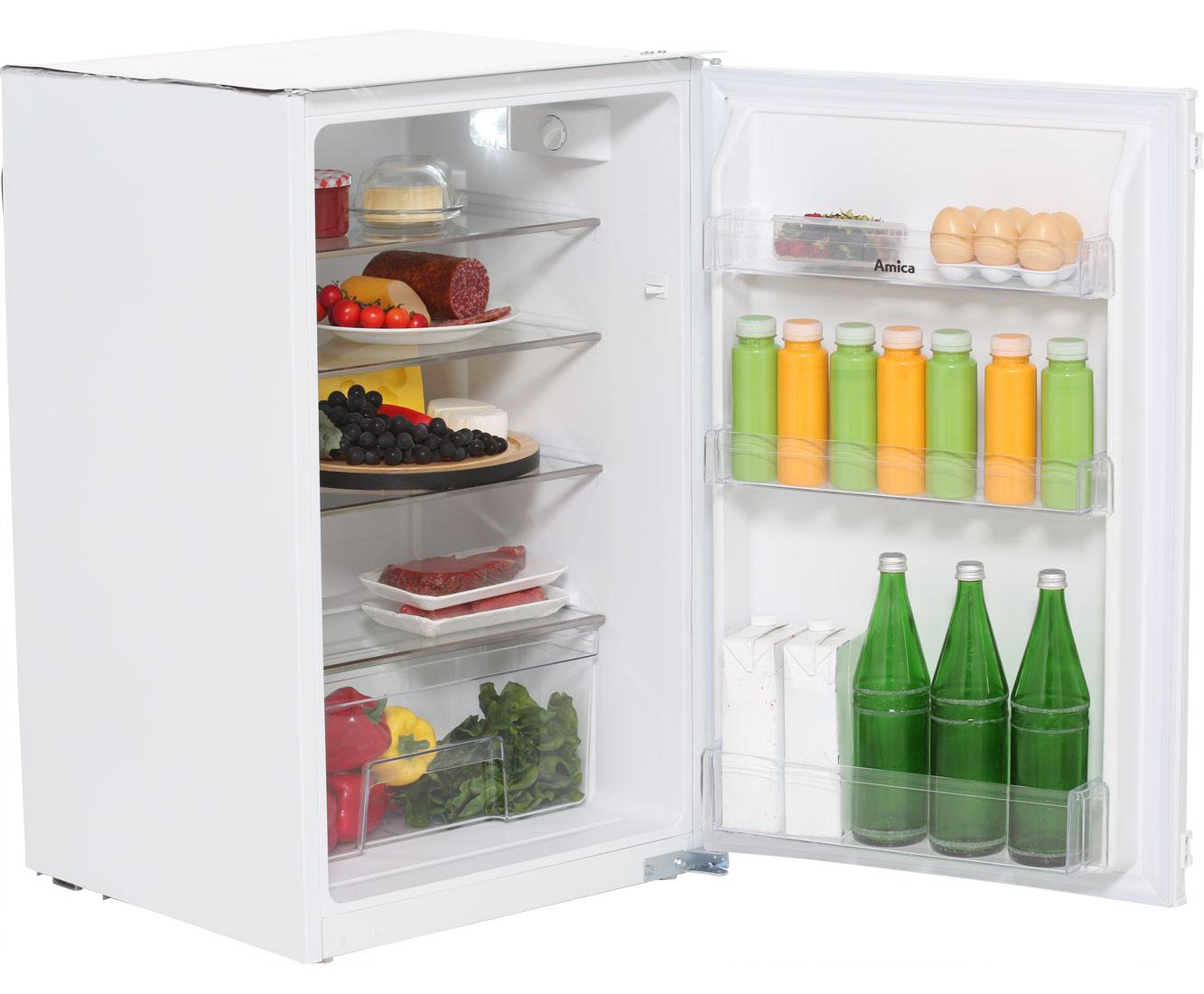 Amica EVKS16172 Kühlschränke - Weiß