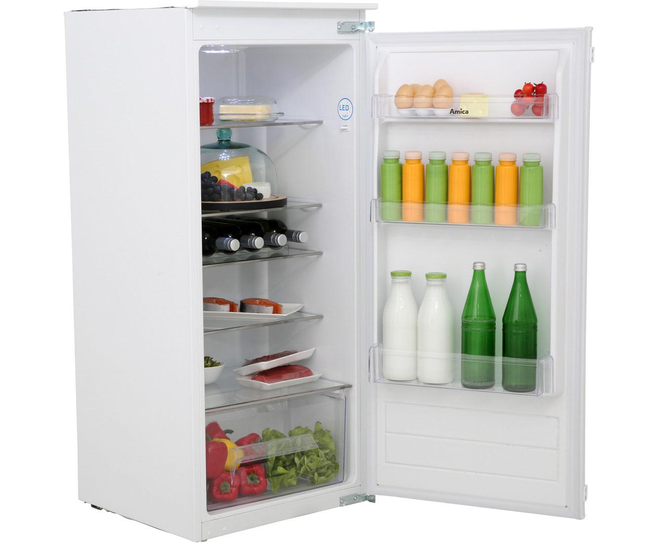 Amica Kühlschrank Firma : Amica evks einbau kühlschrank er nische schlepptür