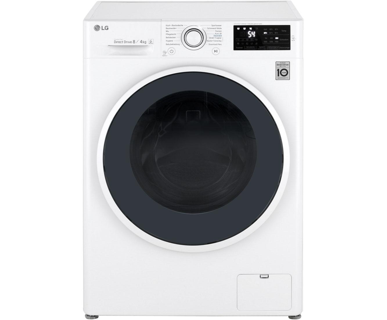 LG F 14WD 84EN0 Waschtrockner