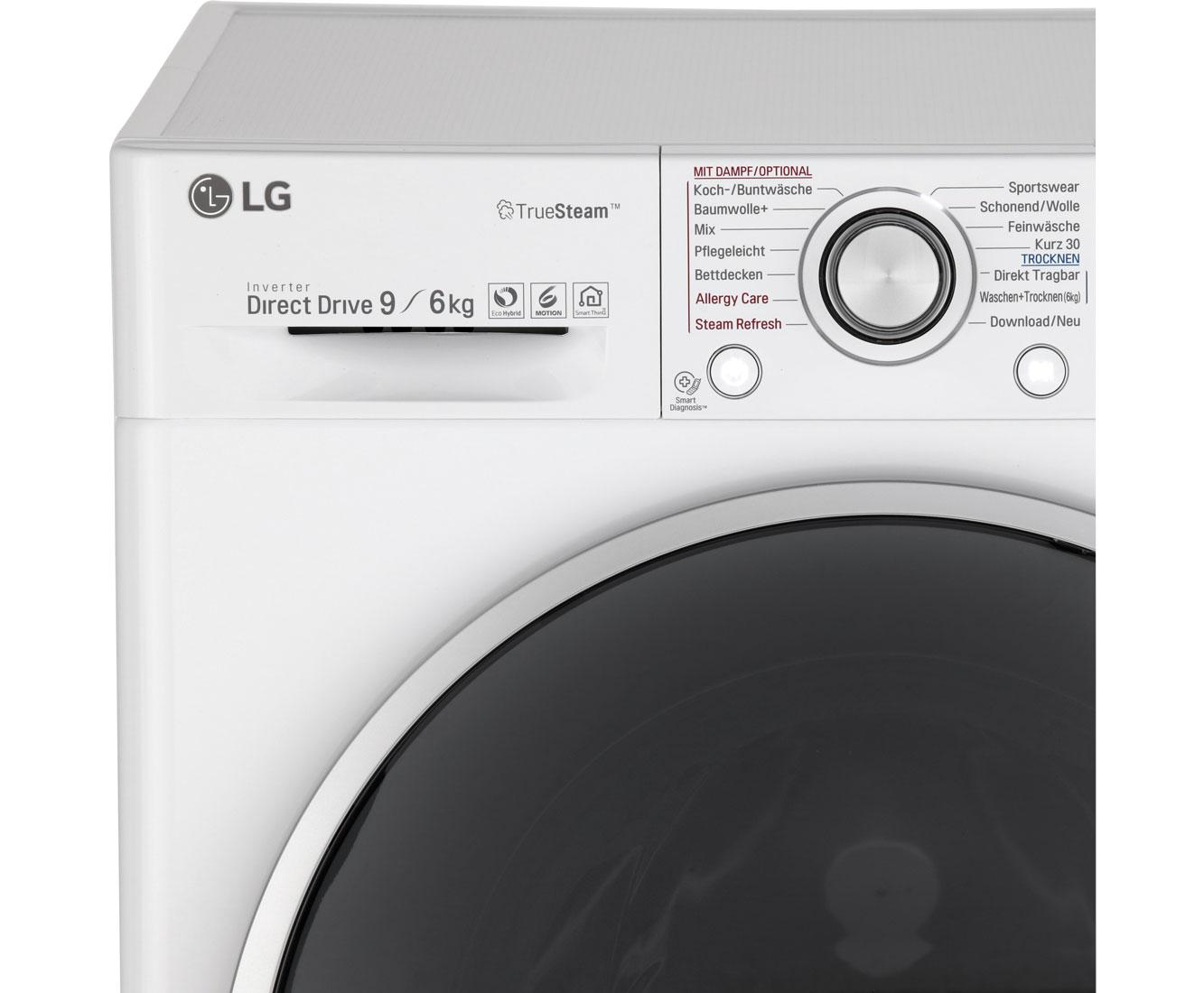 Lg f14wd96eh1 waschtrockner freistehend weiss neu ebay