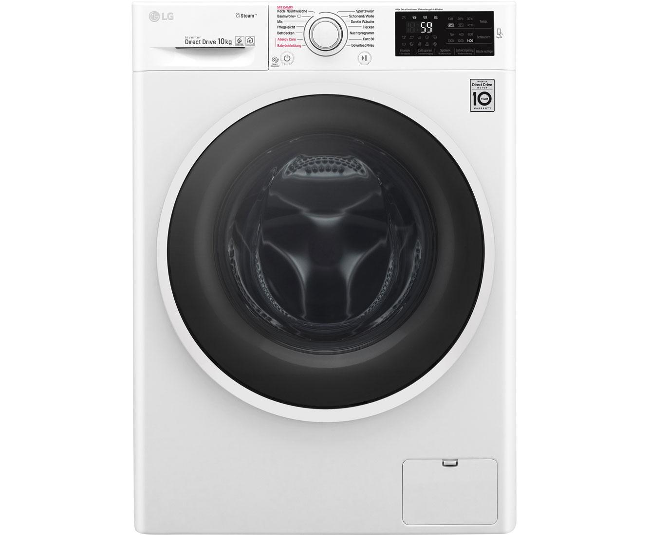 Lg f wm es waschmaschine toplader kg u min a
