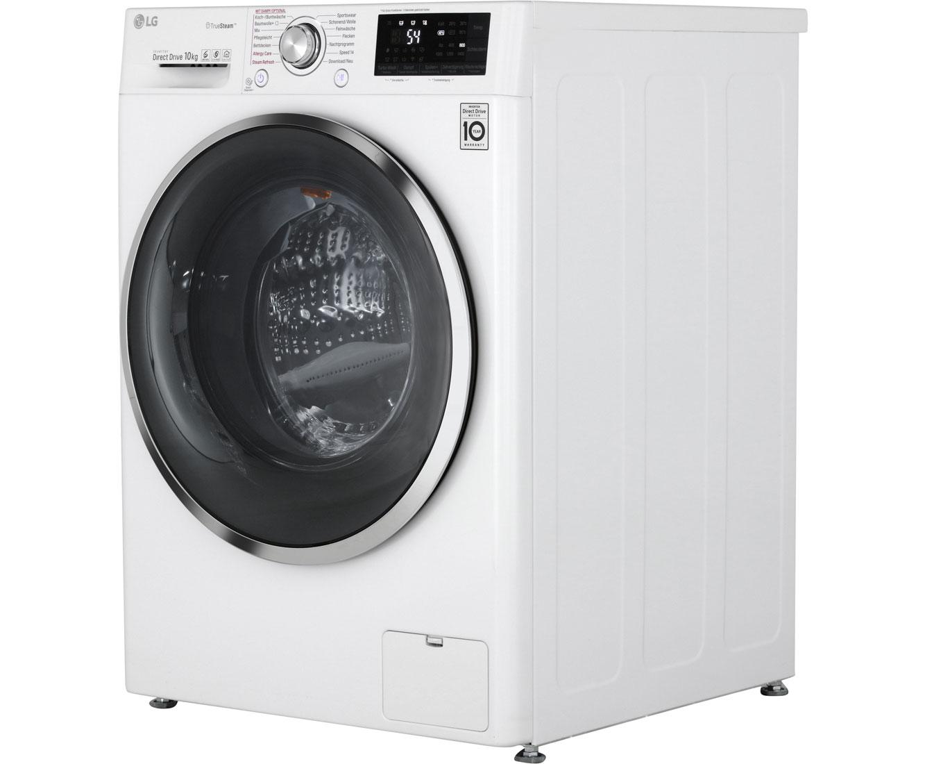 lg f 14wm 10tt2 waschmaschine freistehend weiss neu ebay. Black Bedroom Furniture Sets. Home Design Ideas