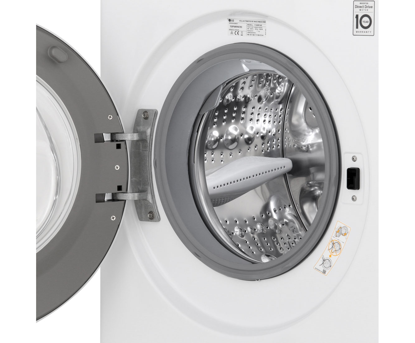 lg f 14wm 7ln0 waschmaschine freistehend wei 223 neu ebay