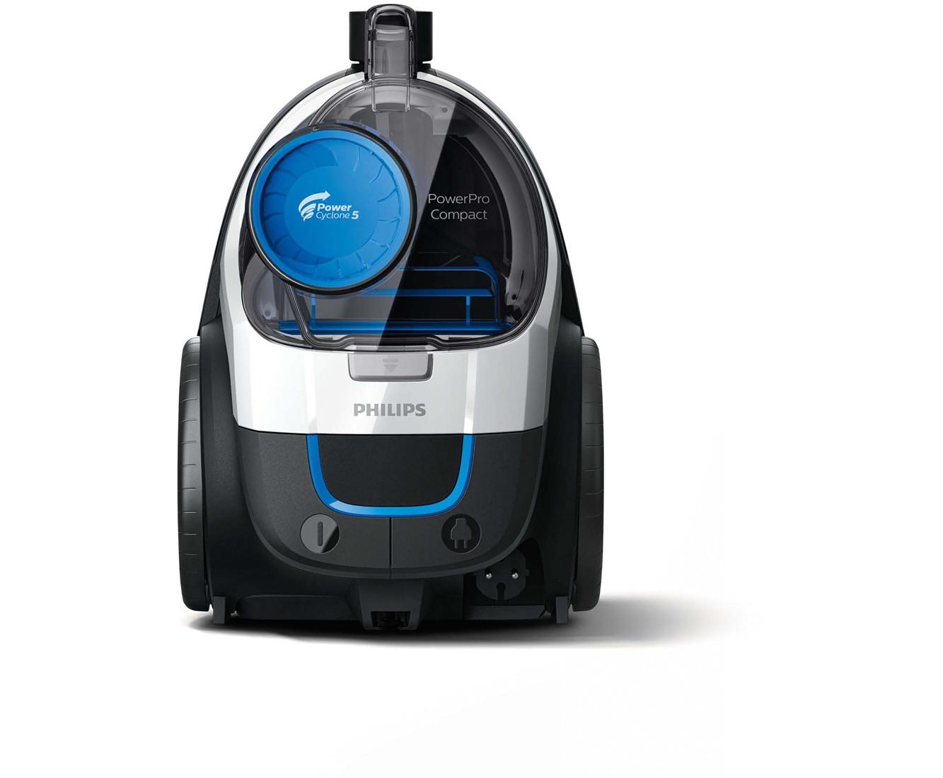 Philips FC9332//09 Bodenstaubsauger PowerPro Compact Beutellos Allergy Plus™