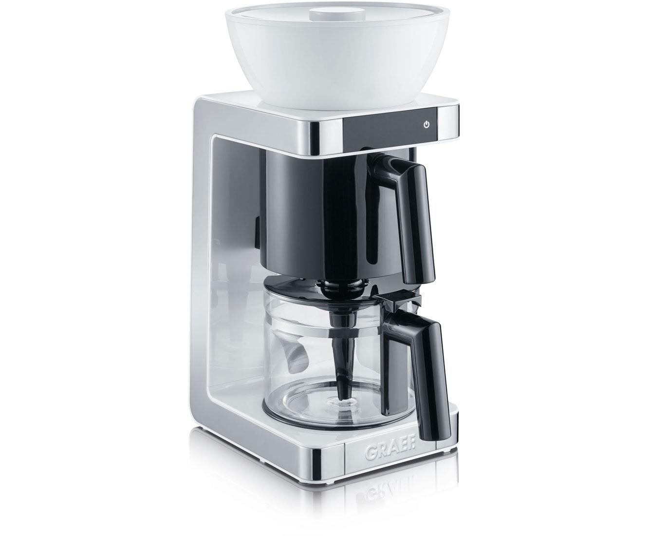 Graef FK701EU Kaffeemaschinen - Weiß | Küche und Esszimmer > Kaffee und Tee > Kaffeemaschinen | Weiß | Graef