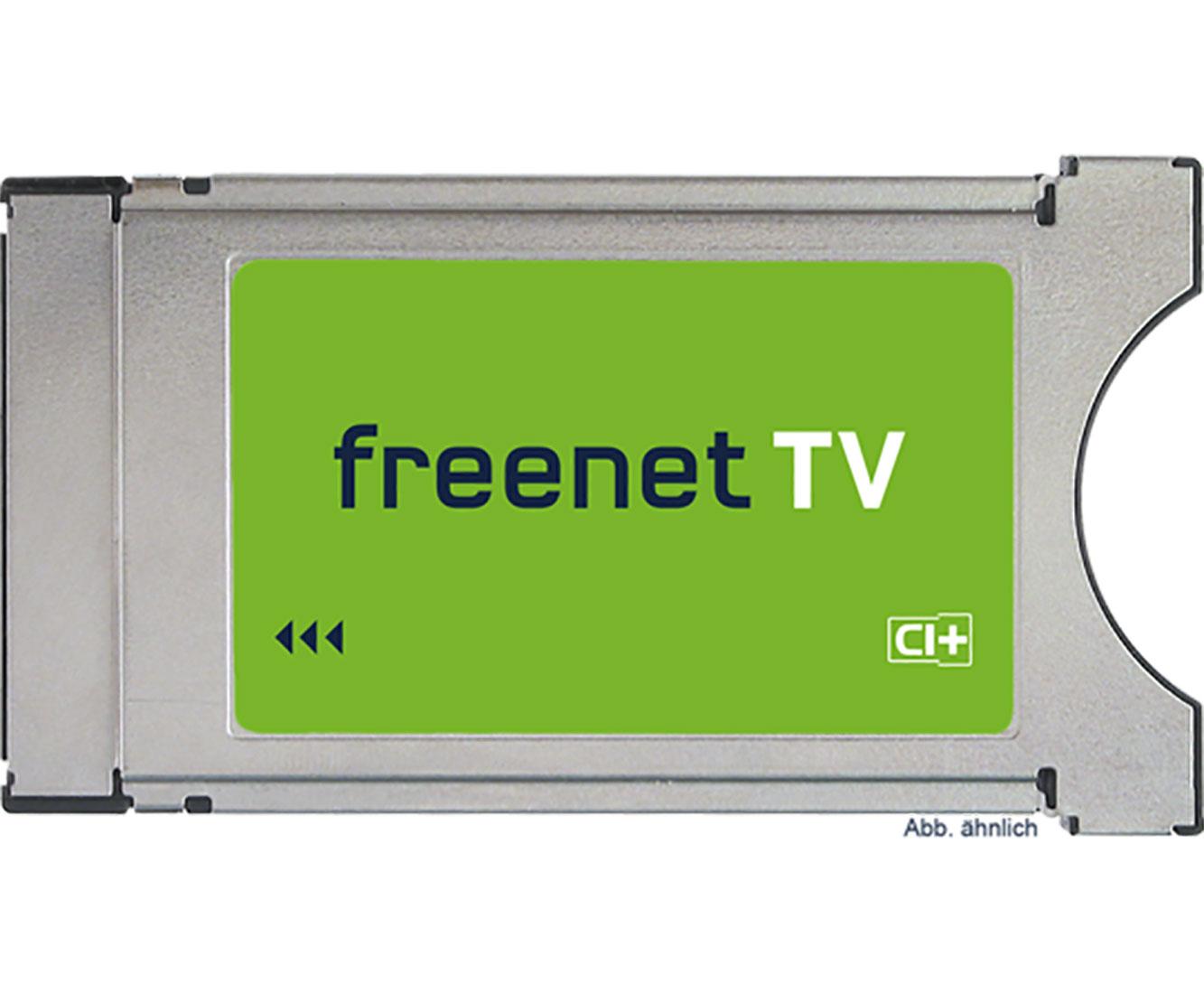 freenet freenet TV CI+ Modul Zubehör - Edelstahl