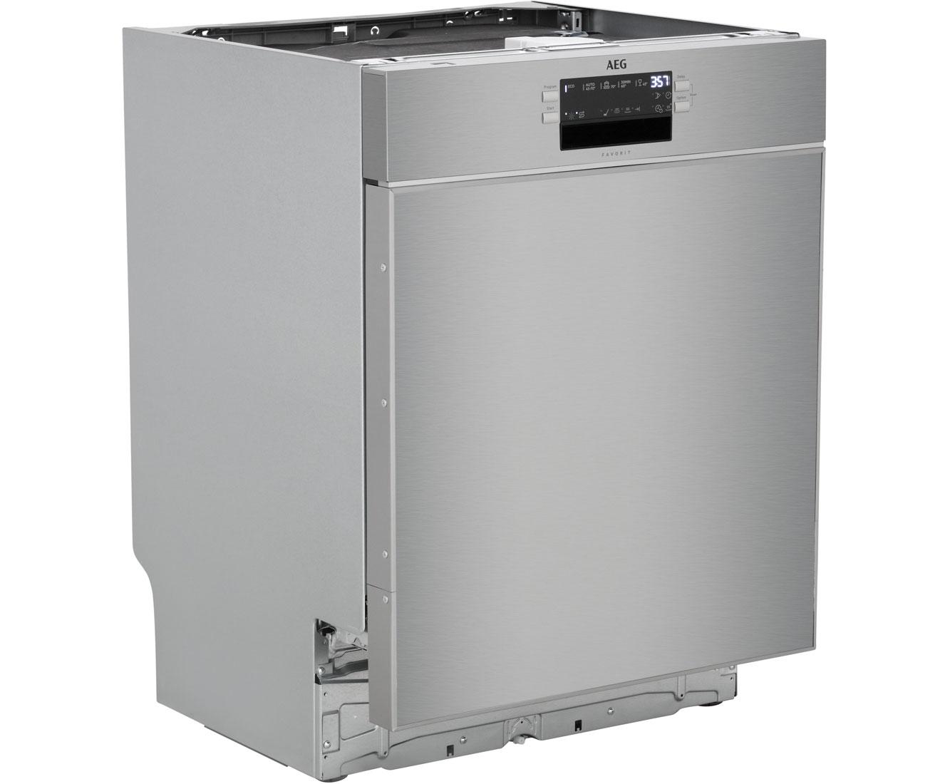 Aeg Kühlschrank Unterbau : Aeg fus azm geschirrspüler favorit unterbau cm edelstahl neu