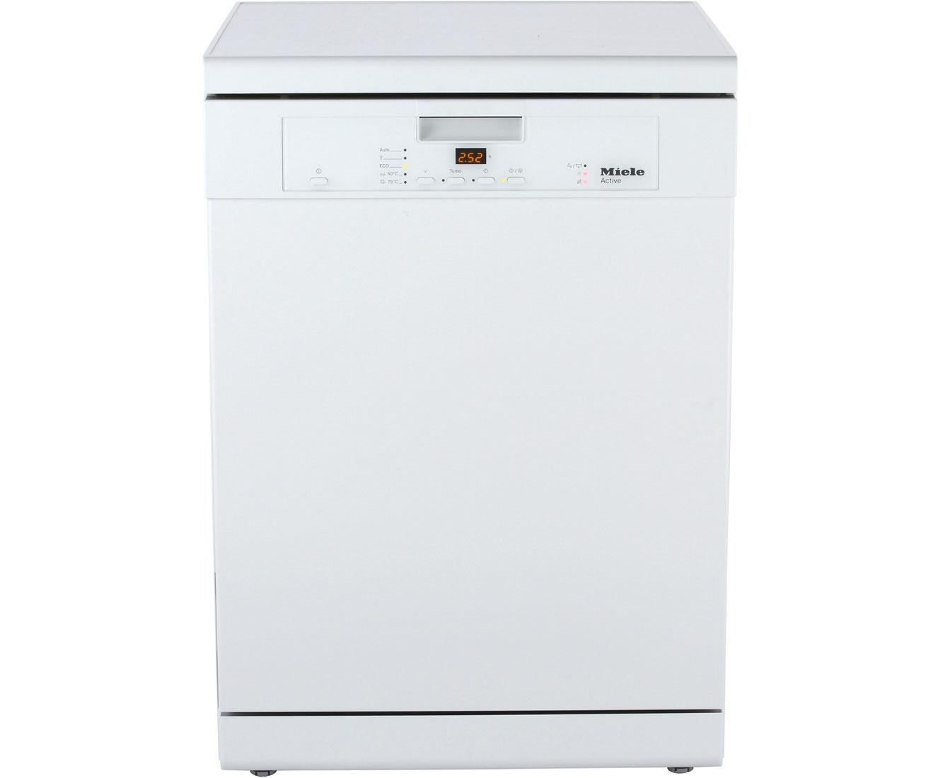 Miele Active G 4203 Geschirrspüler 60 cm - Weiß | Küche und Esszimmer > Küchenelektrogeräte > Gefrierschränke | Weiß | Miele