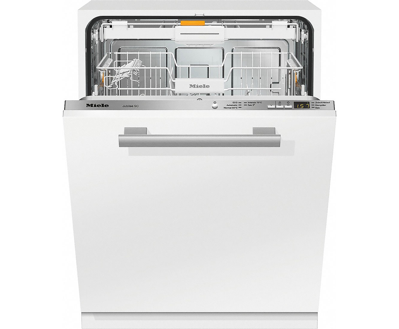 Miele G 4990 SCVi Jubilee Geschirrspüler 60 cm - Edelstahl | Küche und Esszimmer > Küchenelektrogeräte > Gefrierschränke | Edelstahl | Miele