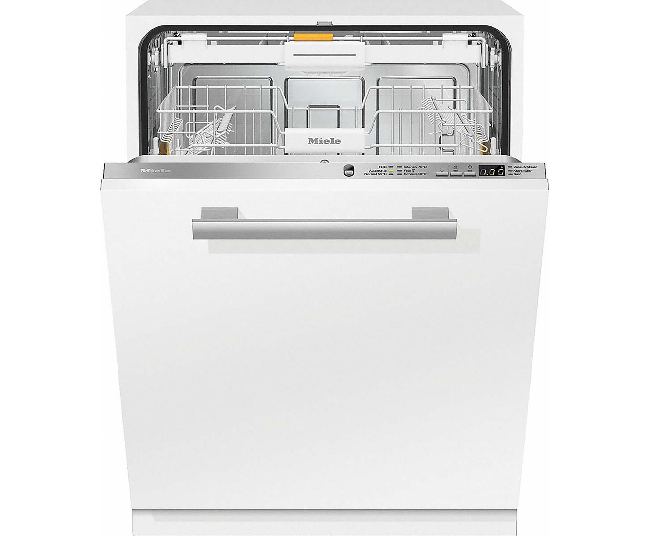 Miele G 6265 SCVI XXL Geschirrspüler 60 cm - Edelstahl | Küche und Esszimmer > Küchenelektrogeräte > Gefrierschränke | Edelstahl | Miele
