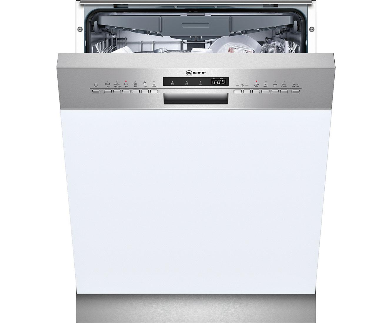 Neff GI3600KN Geschirrspüler 60 cm - Edelstahl   Küche und Esszimmer > Küchenelektrogeräte > Gefrierschränke   Edelstahl   Neff