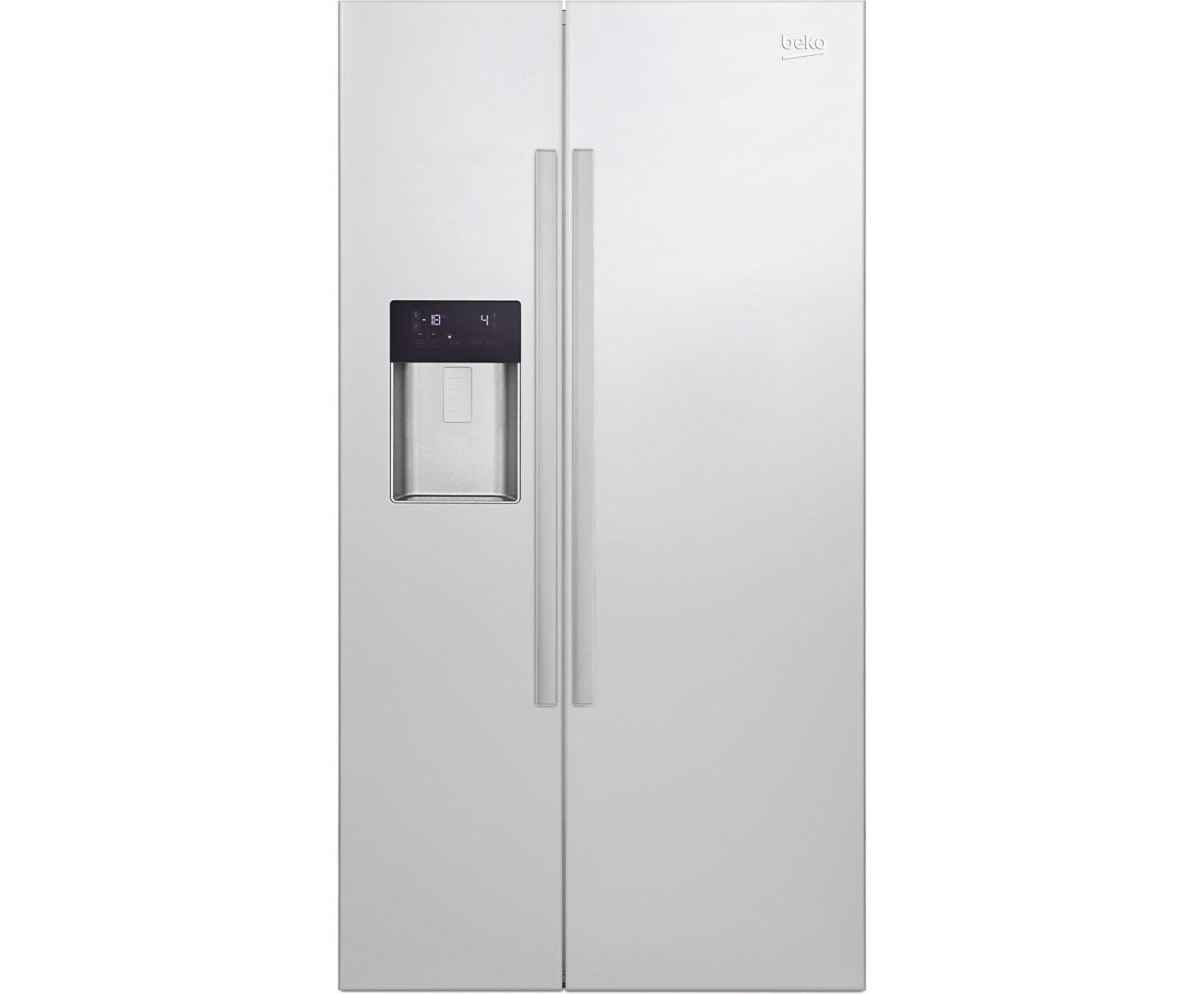 Side By Side Kühlschrank 85 Cm Breit : A no frost side preisvergleich u die besten angebote online kaufen