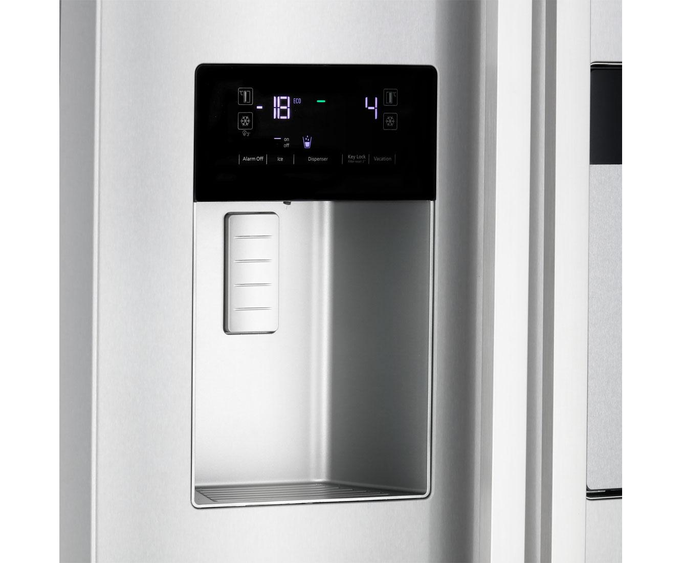 Amerikanischer Kühlschrank Beko : Beko gn 162431 zx side by side freistehend edelstahl ebay