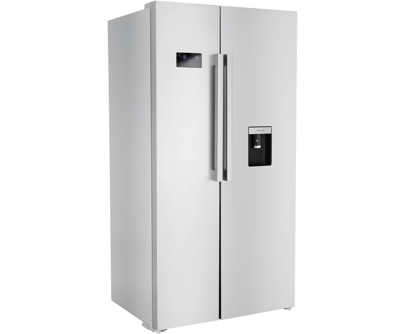 Side By Side Kühlschrank Eiswürfel Hygiene : Side by side kühlschrank der neue trend aus amerika