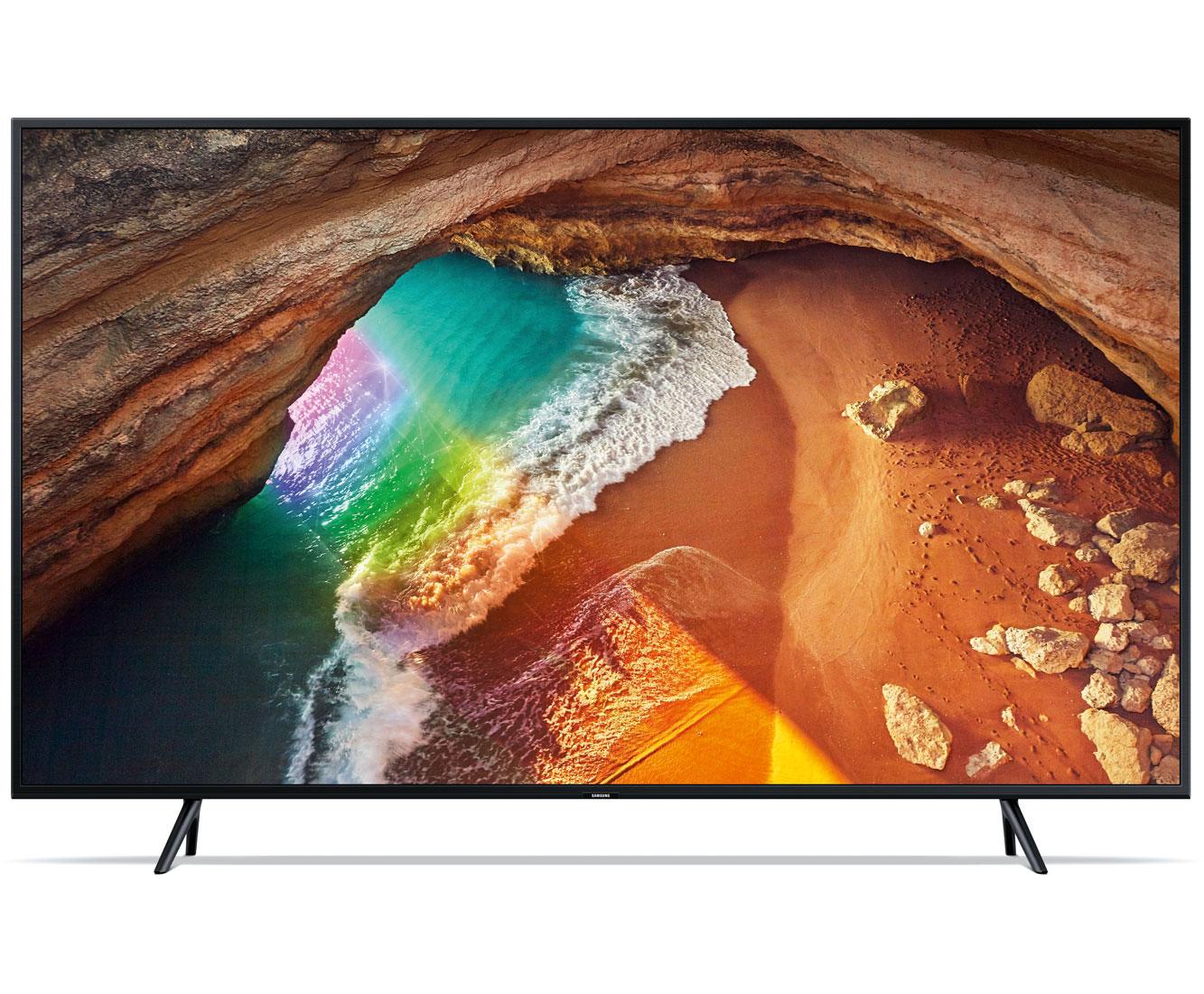 Samsung GQ75Q60RGTXZG Fernseher - Schwarz