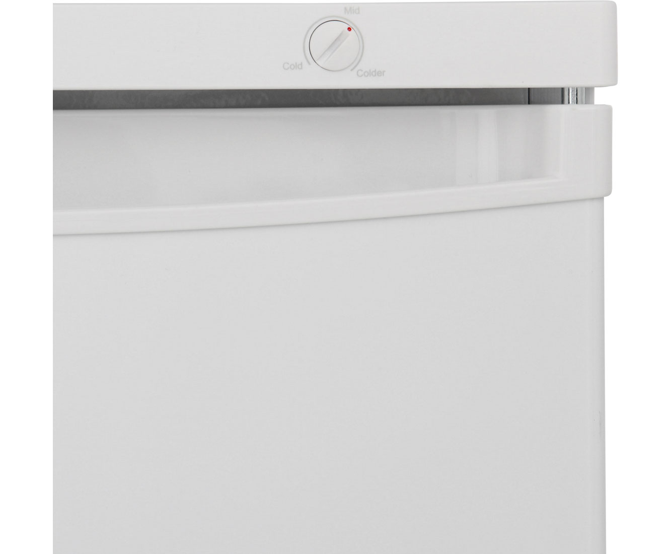 Bomann GS 2186 Gefrierschrank 82 l, Weiß, A++