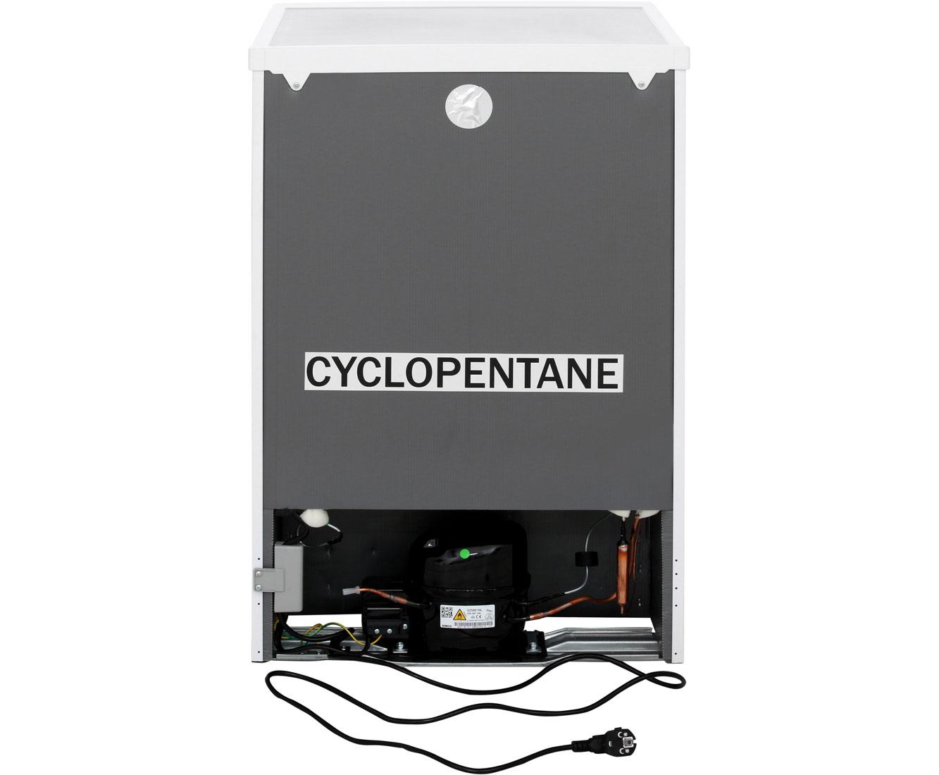 Bomann Kühlschrank Haltbarkeit : Bomann gs gefrierschrank l edelstahl optik a