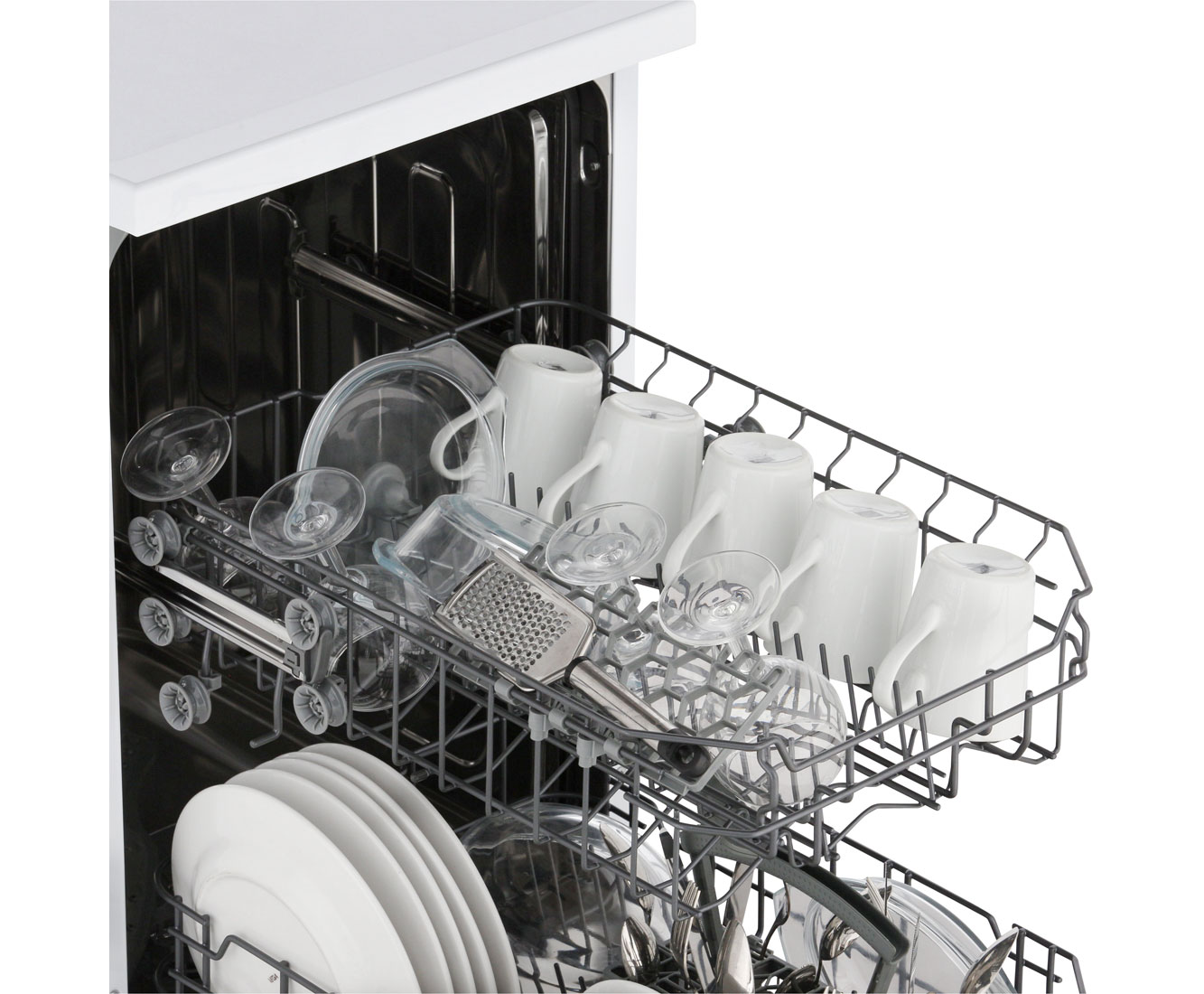 silber gorenje GS52010S Spülmaschine