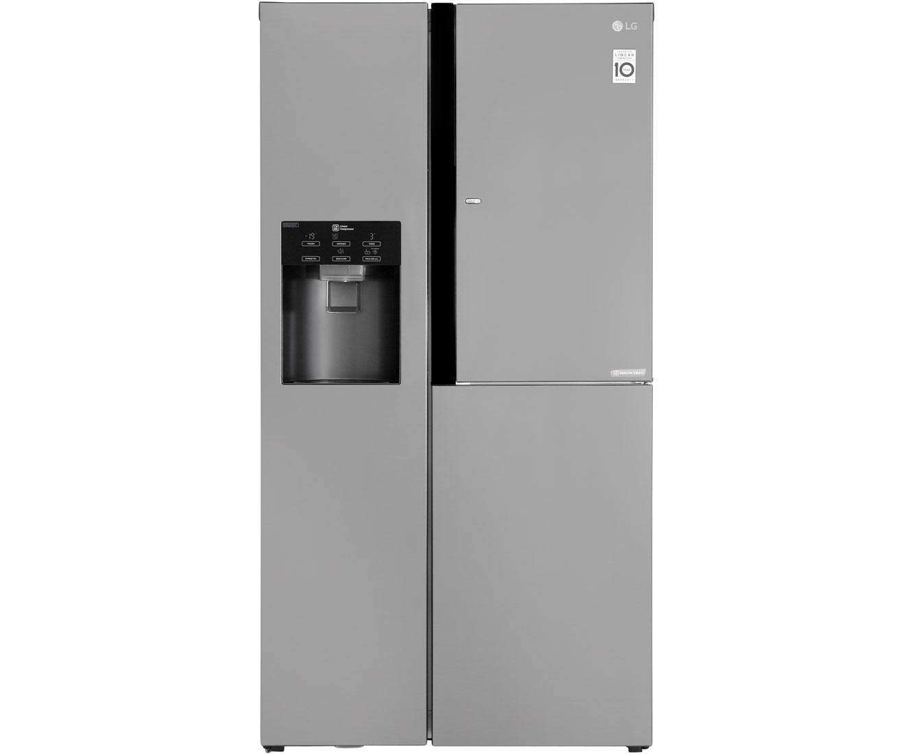 Side By Side Kühlschrank Preis Leistung : Kundenbewertungen lg gsj didv side by side graphit