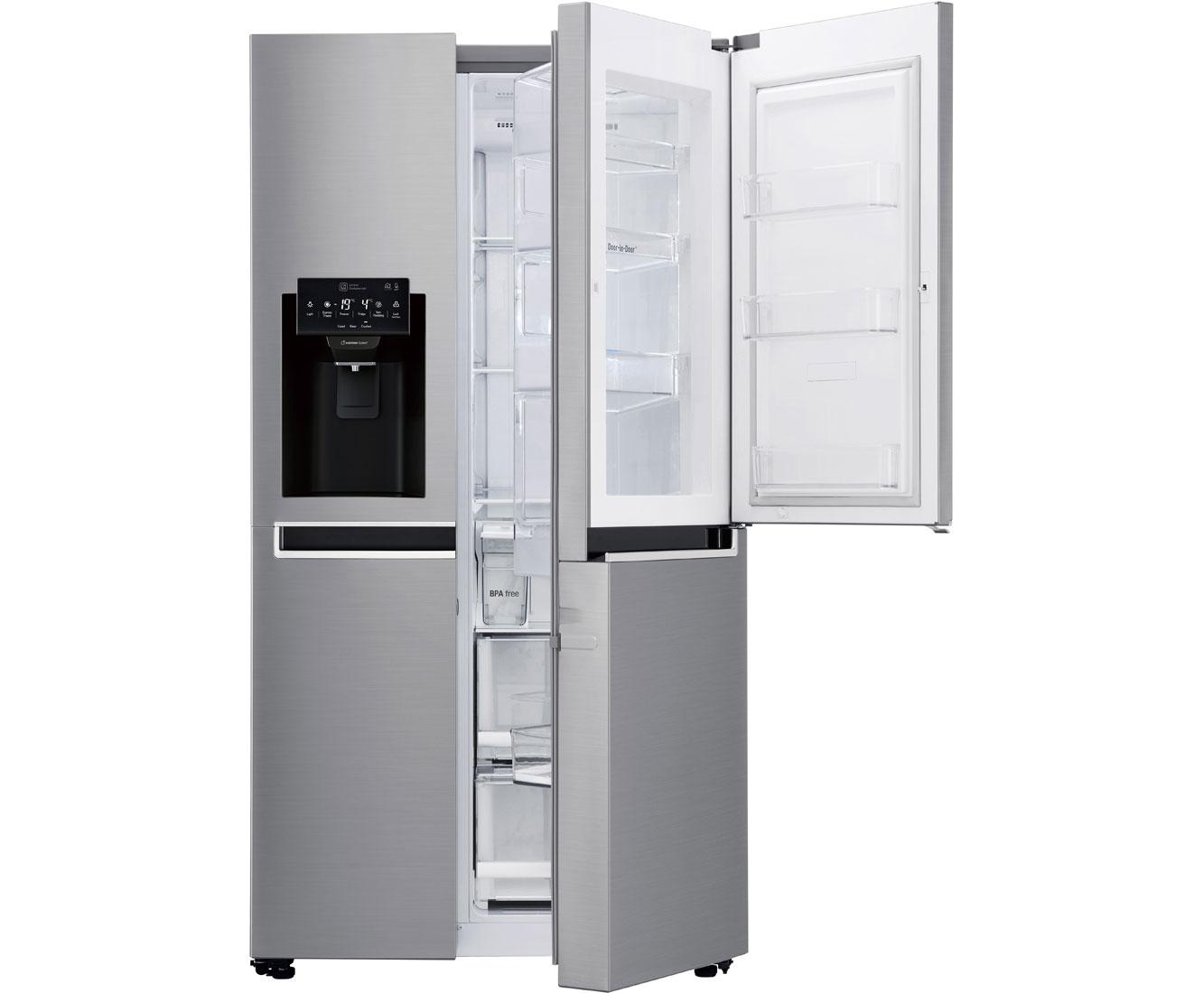 Side By Side Kühlschrank Mit Wasseranschluss : Side by side kühlschränke günstig online kaufen saturn