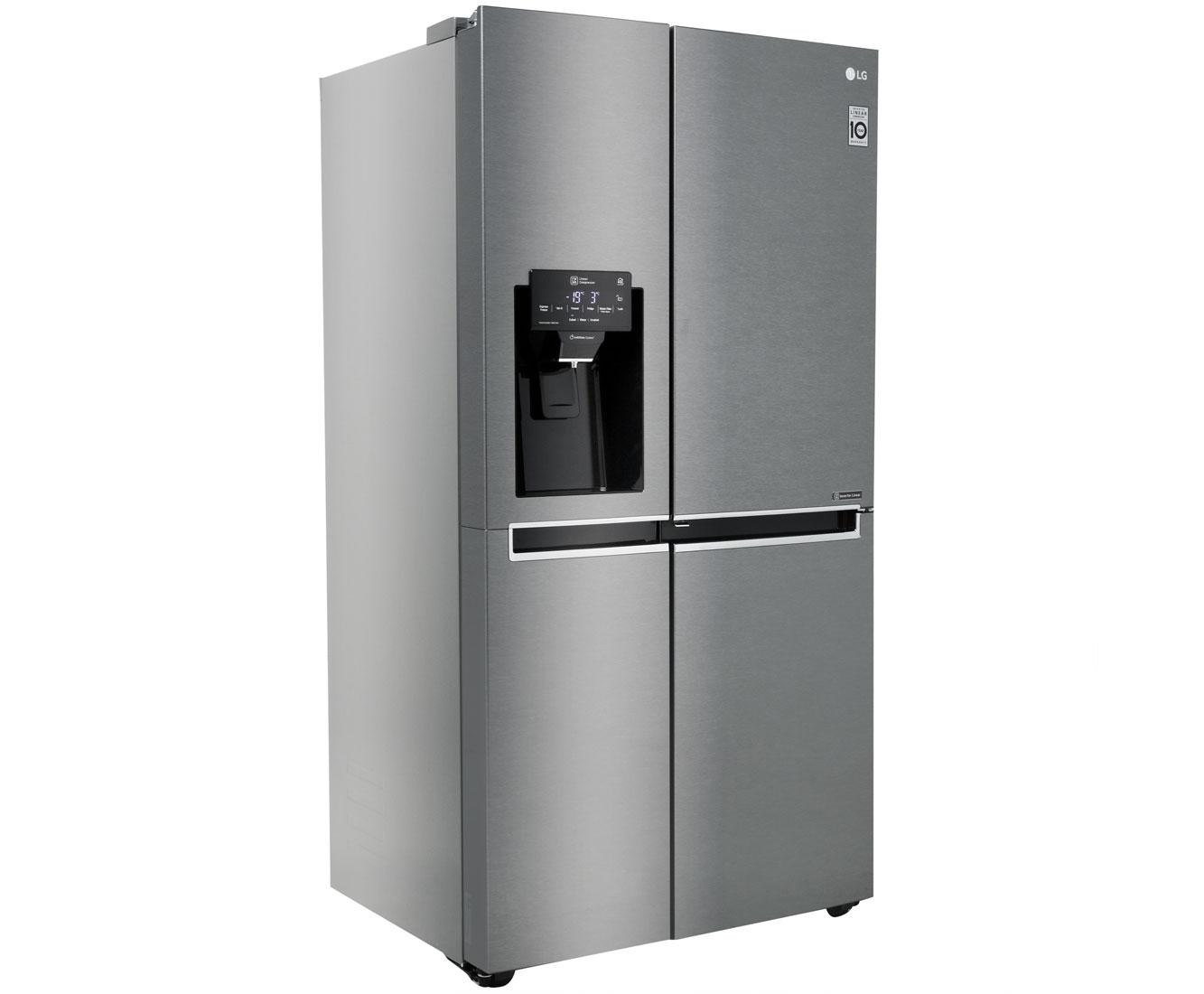 Kühlschrank Filter Lg : Lg gsl pvyv side by side kühlschrank im test deutsch testallianz