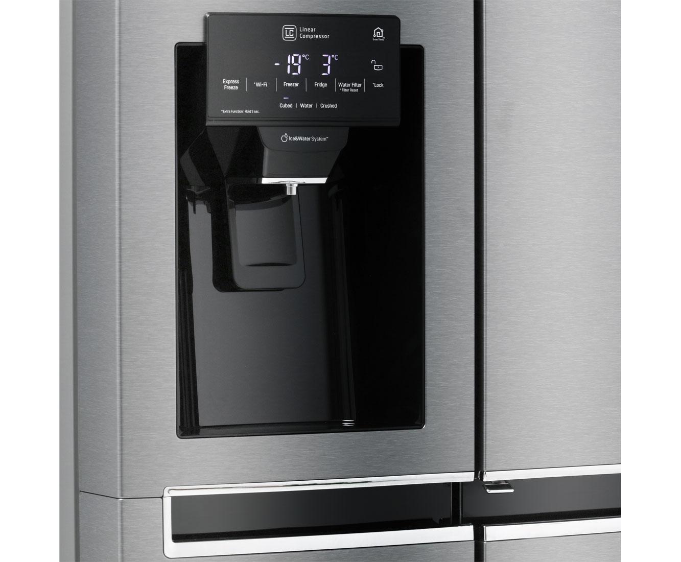 Kühlschrank Filter Lg : Lg signature lsr instaview kühlschrank a lg deutschland